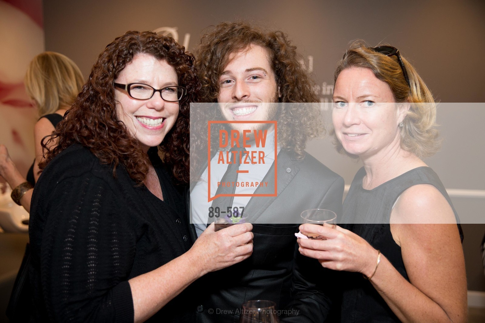 Penita Andrews, Aaron Gluck, BLOOM BLOW DRY BAR Grand Opening Party, US, October 2nd, 2014,Drew Altizer, Drew Altizer Photography, full-service event agency, private events, San Francisco photographer, photographer California