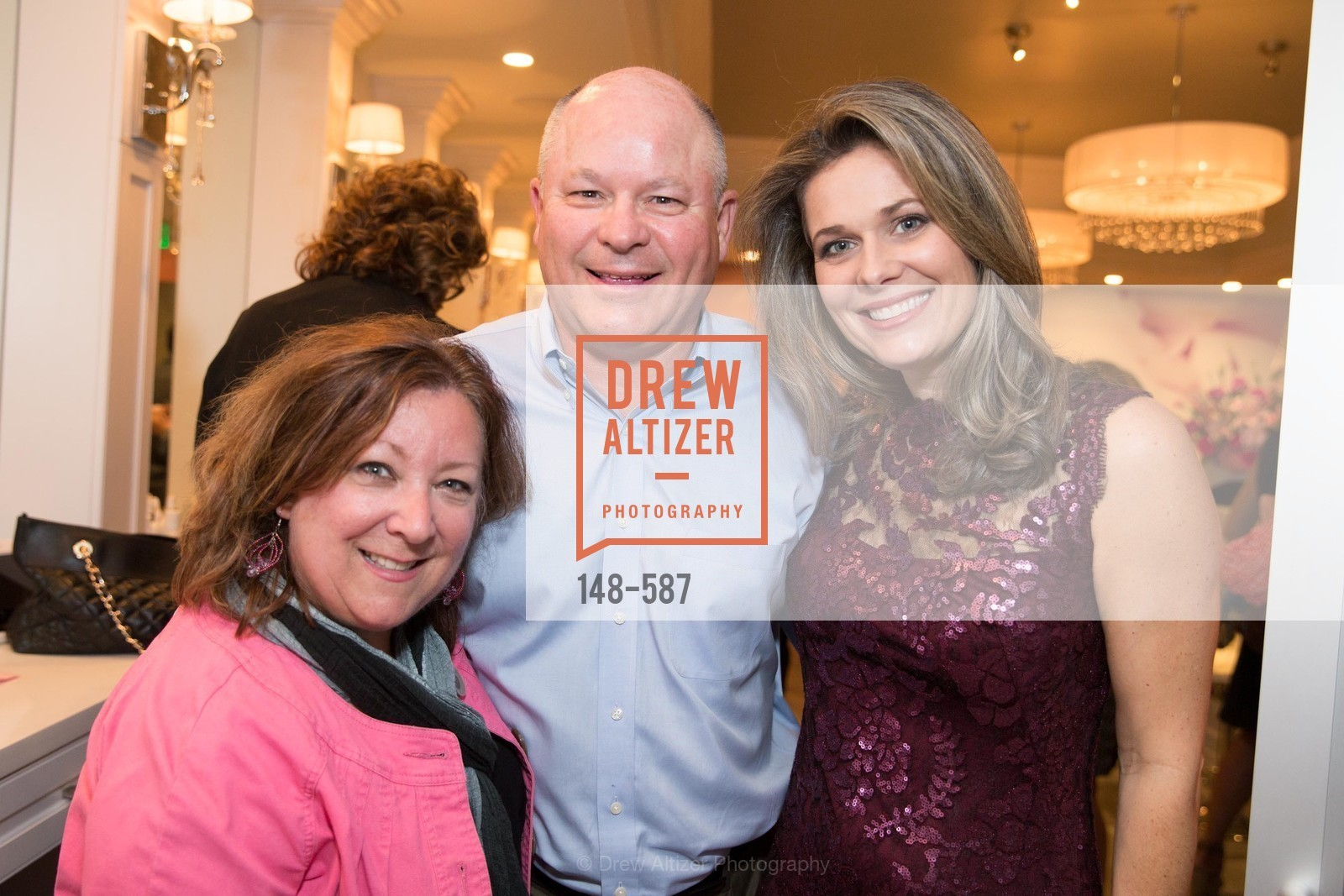 Cheri Goudy, Patrick Goudy, Dawn Hahn, BLOOM BLOW DRY BAR Grand Opening Party, US, October 2nd, 2014,Drew Altizer, Drew Altizer Photography, full-service agency, private events, San Francisco photographer, photographer california