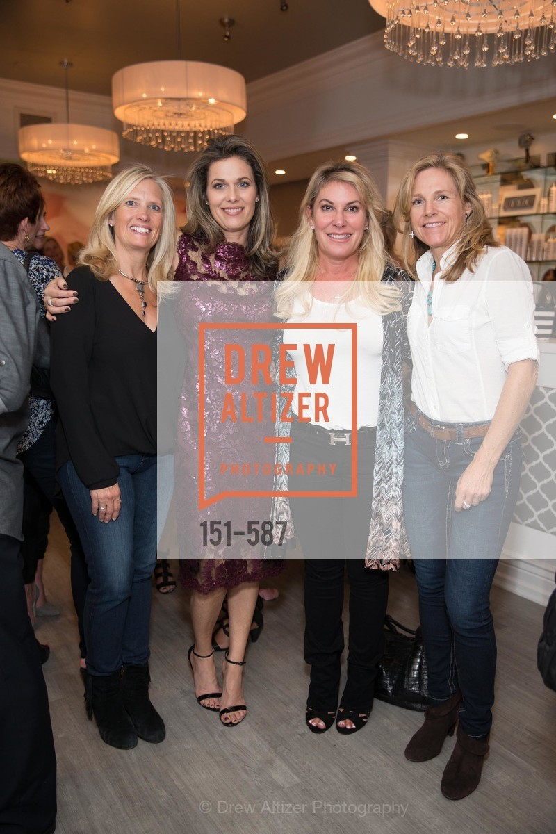 Dawn Galante, Dawn Hahn, Maryanne Sangiacomo, Lindsey Ford, BLOOM BLOW DRY BAR Grand Opening Party, US, October 2nd, 2014,Drew Altizer, Drew Altizer Photography, full-service event agency, private events, San Francisco photographer, photographer California