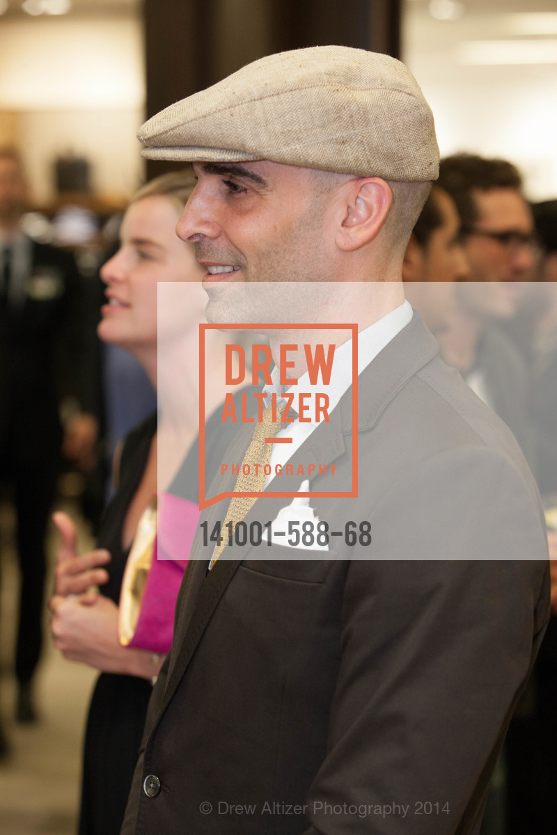 Mike Amici, ESQUIRE & BLOOMINGDALE'S SF Celebrate the Launch of FREEMANS SPORTING GOODS, US, October 2nd, 2014,Drew Altizer, Drew Altizer Photography, full-service agency, private events, San Francisco photographer, photographer california