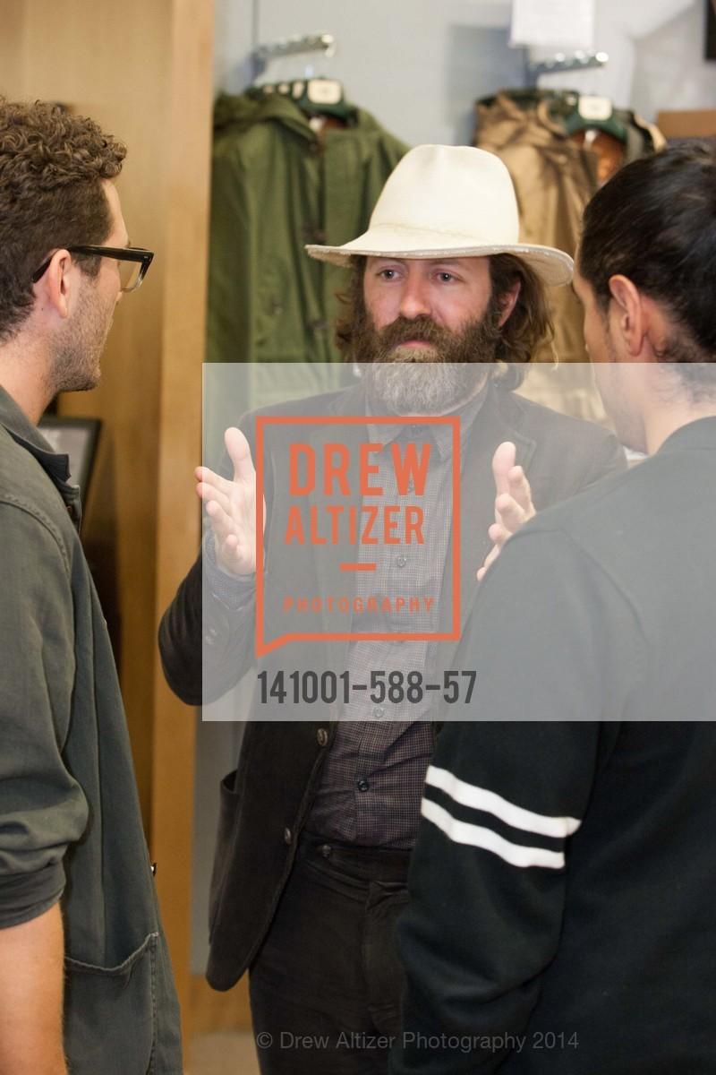 David Coggins, ESQUIRE & BLOOMINGDALE'S SF Celebrate the Launch of FREEMANS SPORTING GOODS, US, October 2nd, 2014,Drew Altizer, Drew Altizer Photography, full-service event agency, private events, San Francisco photographer, photographer California