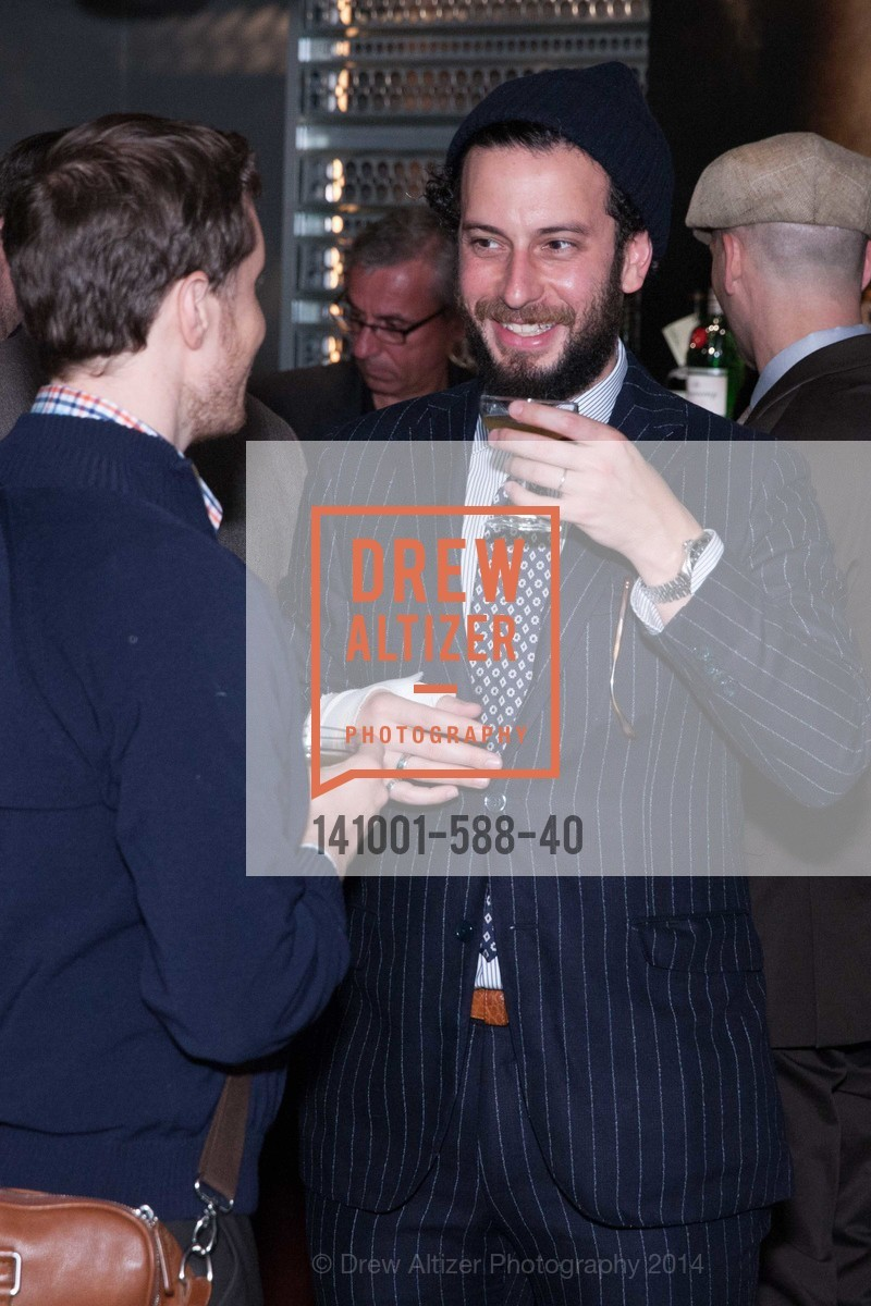 Josh Peskowitz, ESQUIRE & BLOOMINGDALE'S SF Celebrate the Launch of FREEMANS SPORTING GOODS, US, October 2nd, 2014,Drew Altizer, Drew Altizer Photography, full-service agency, private events, San Francisco photographer, photographer california