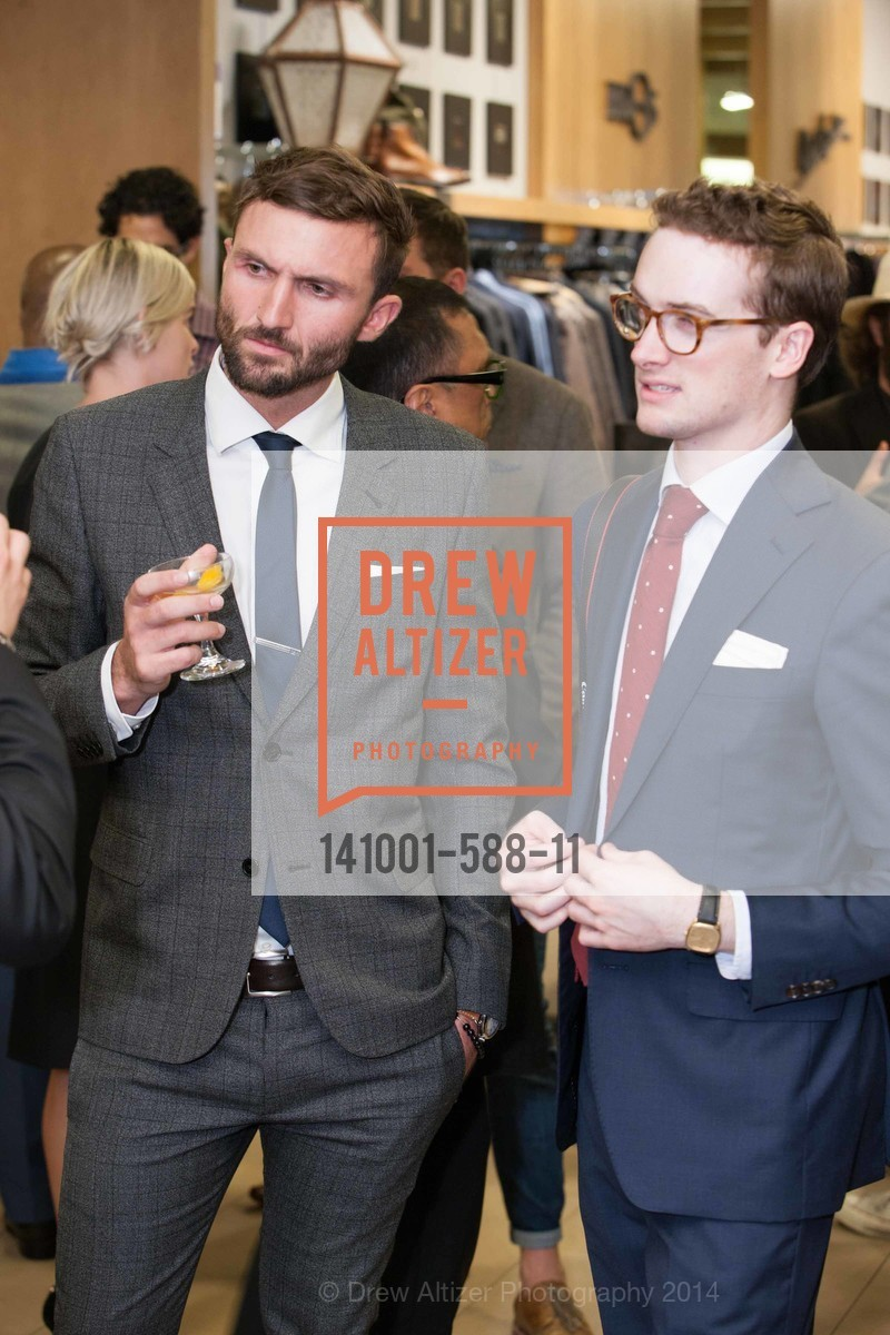 Ian Anderson, ESQUIRE & BLOOMINGDALE'S SF Celebrate the Launch of FREEMANS SPORTING GOODS, US, October 2nd, 2014,Drew Altizer, Drew Altizer Photography, full-service agency, private events, San Francisco photographer, photographer california