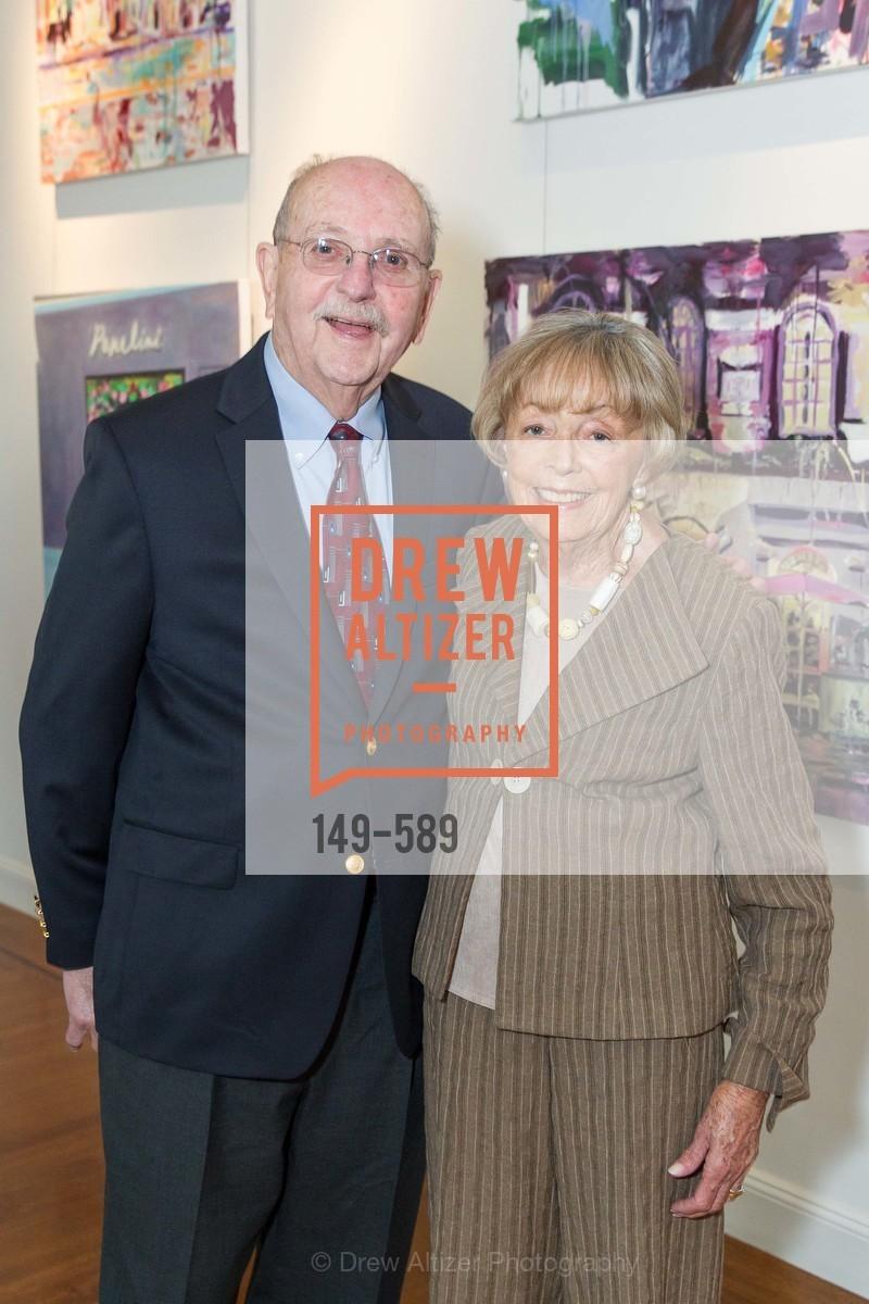 Harvey Slate, Barbara Slate,