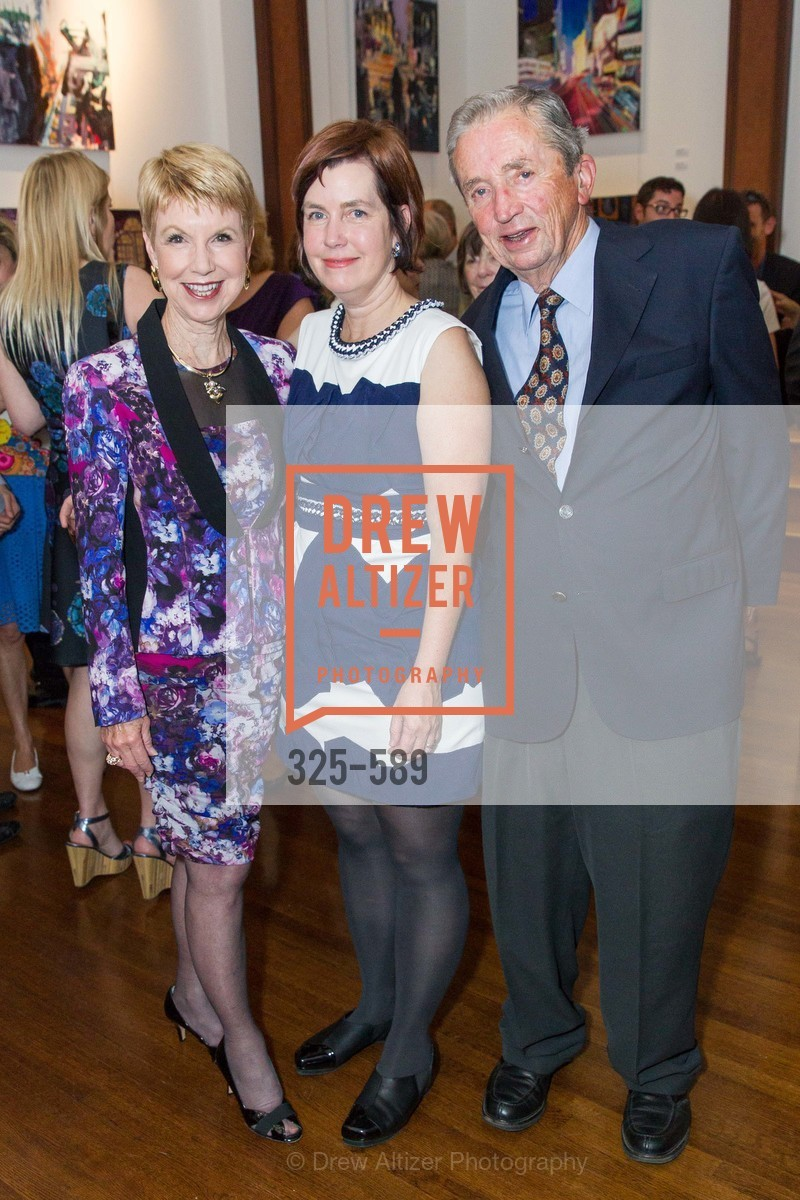 Martha Woollomes, Mary Lipian, Paul Woollomes,