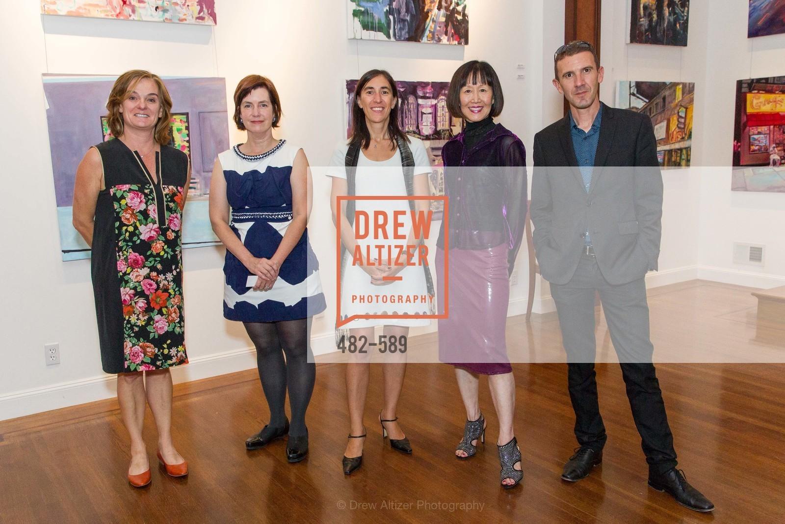 Sophie Suberville, Mary Lipian, Pauline Carmona, Rebecca Chou,