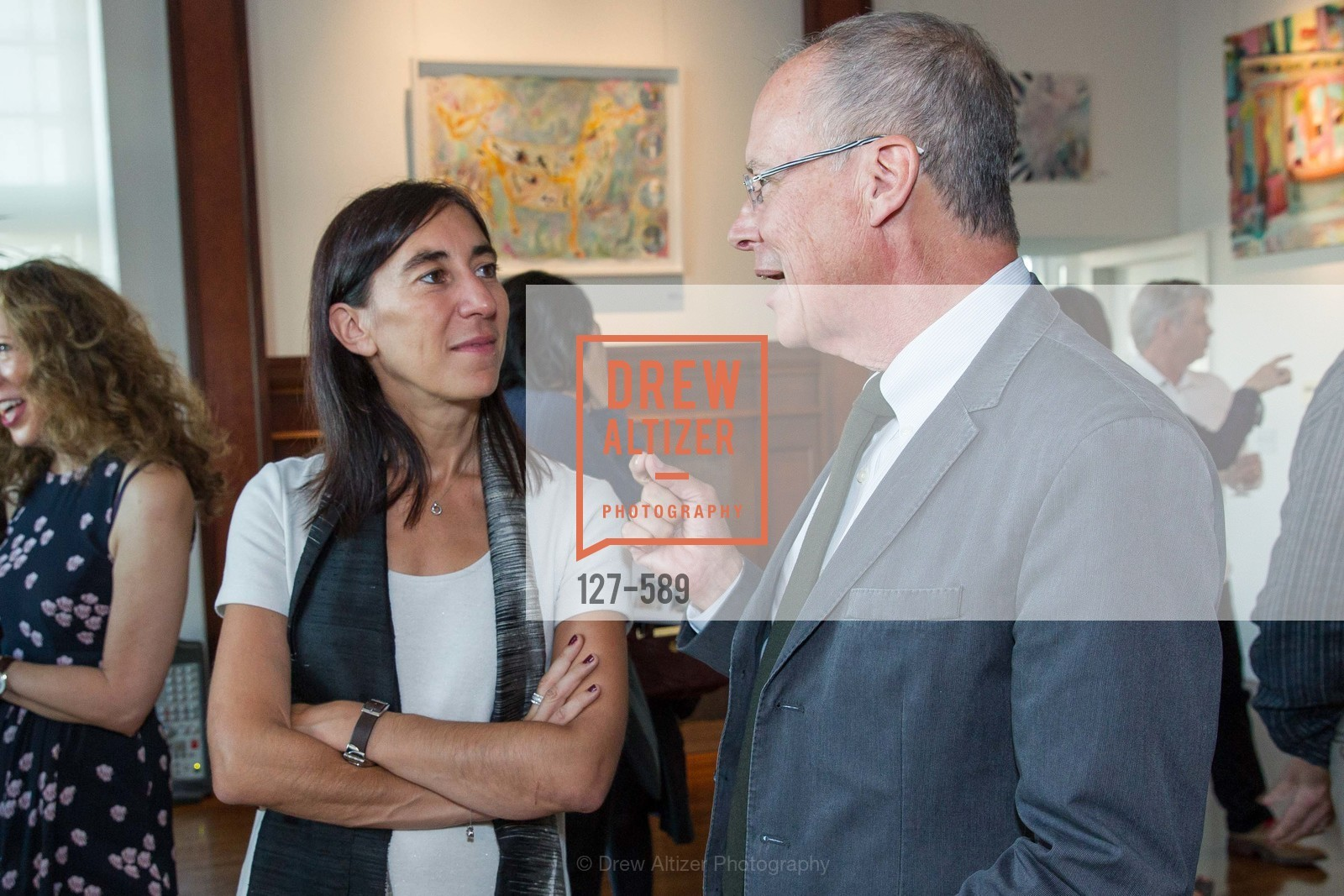 Pauline Carmona, Charles Desmarais,