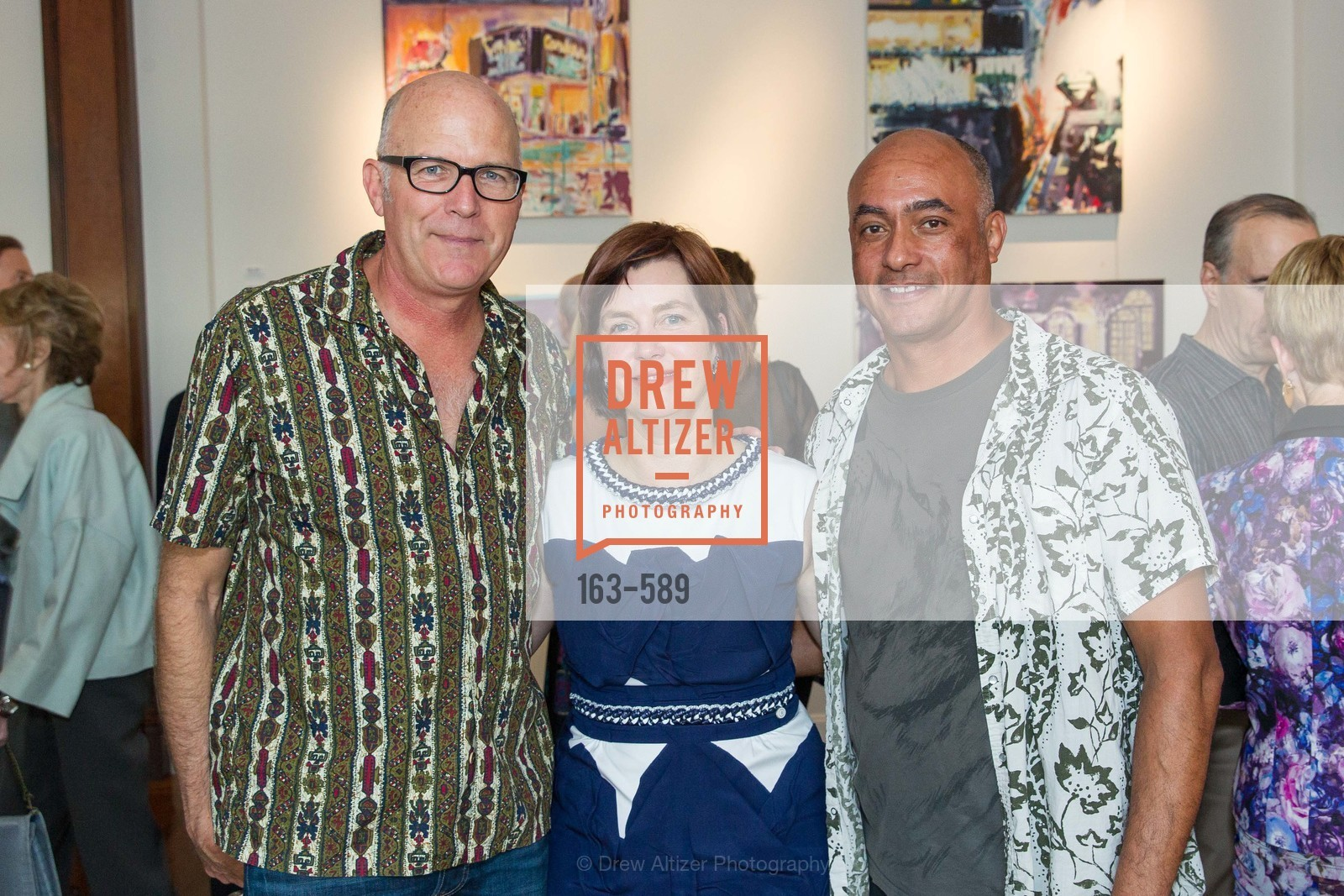Peter Mrdjenovich, Mary Lipian, Andre Thelemaque,