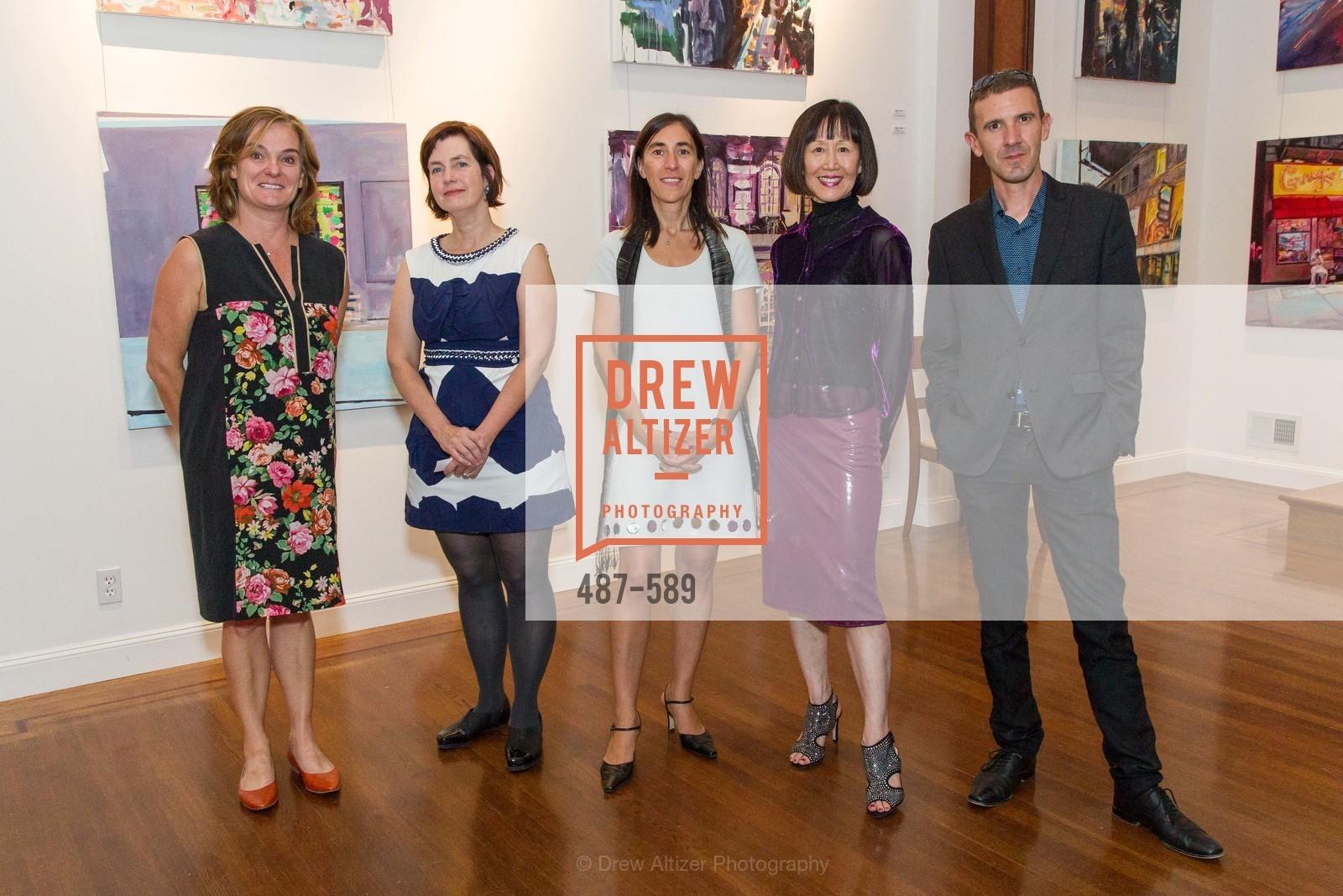Sophie Suberville, Mary Lipian, Pauline Carmona, Rebecca Chou, Photo #487-589