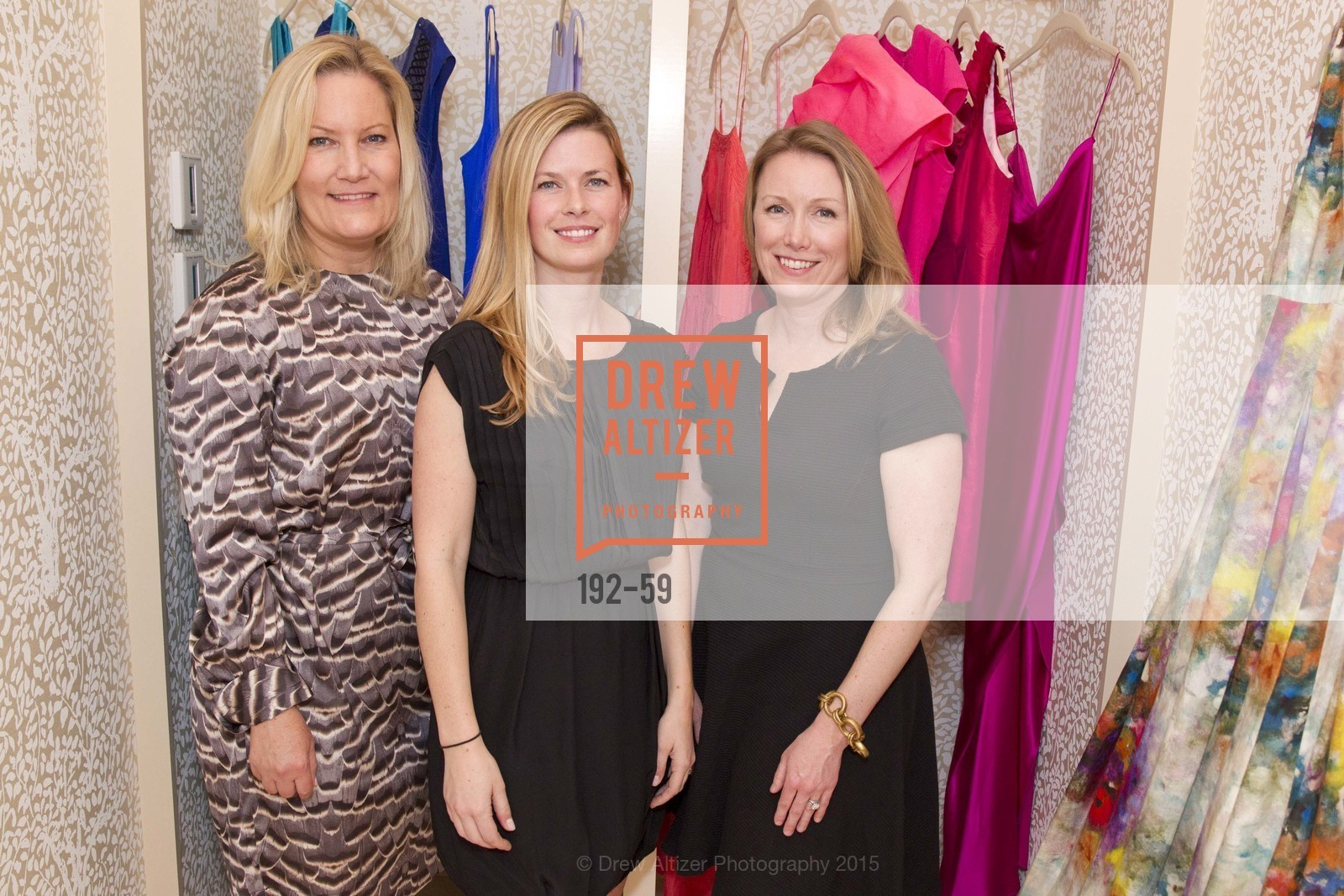 Heather Hilliard, Erin Bixler, Phebe Williams, San Francisco Decorator Showcase Sponsors Preview Gala, 3630 Jackson Street, April 23rd, 2015,Drew Altizer, Drew Altizer Photography, full-service agency, private events, San Francisco photographer, photographer california