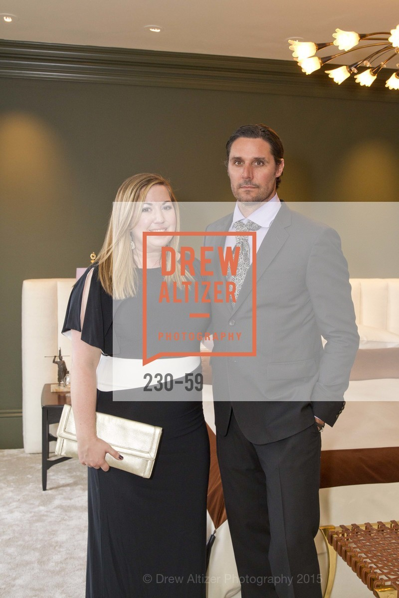 Courtney Springer, Will Wick, San Francisco Decorator Showcase Sponsors Preview Gala, 3630 Jackson Street, April 23rd, 2015,Drew Altizer, Drew Altizer Photography, full-service agency, private events, San Francisco photographer, photographer california