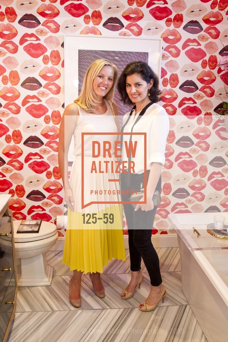 Jessie Black, Carla Vinhas, San Francisco Decorator Showcase Sponsors Preview Gala, 3630 Jackson Street, April 23rd, 2015,Drew Altizer, Drew Altizer Photography, full-service agency, private events, San Francisco photographer, photographer california