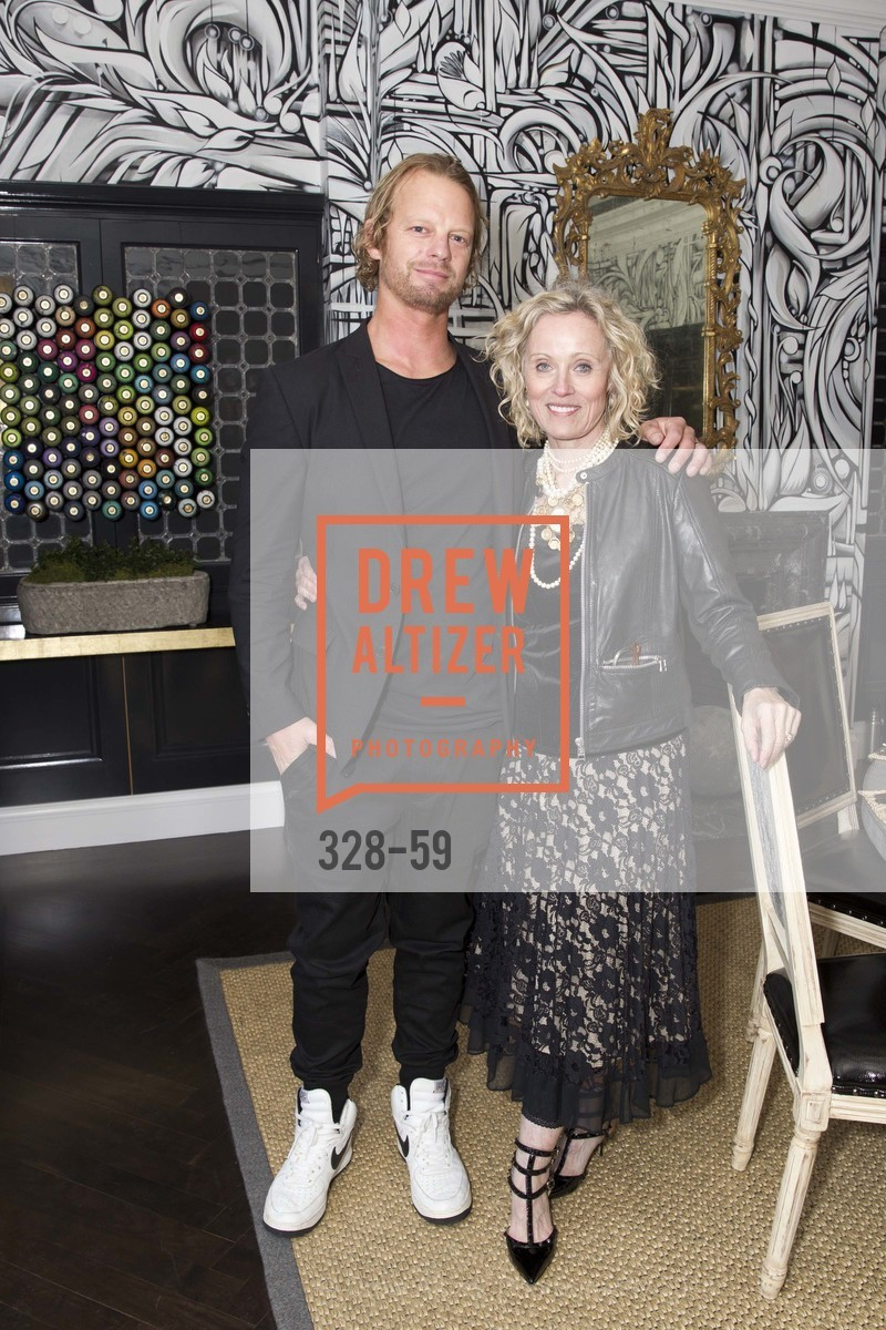 Ian Ross, Cecilie Starin, San Francisco Decorator Showcase Sponsors Preview Gala, 3630 Jackson Street, April 23rd, 2015,Drew Altizer, Drew Altizer Photography, full-service agency, private events, San Francisco photographer, photographer california