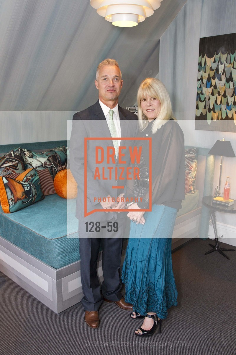 Willem Racké, Susan Chastain, San Francisco Decorator Showcase Sponsors Preview Gala, 3630 Jackson Street, April 23rd, 2015,Drew Altizer, Drew Altizer Photography, full-service agency, private events, San Francisco photographer, photographer california