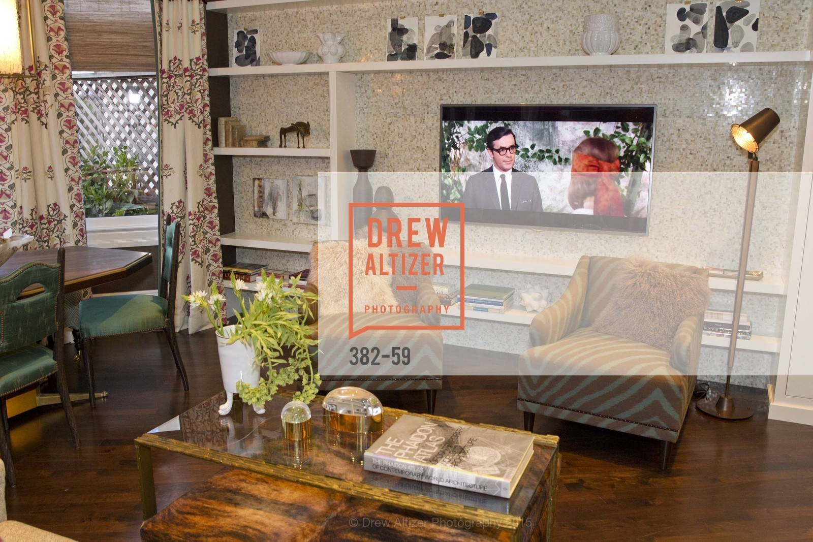 Atmosphere, San Francisco Decorator Showcase Sponsors Preview Gala, 3630 Jackson Street, April 23rd, 2015,Drew Altizer, Drew Altizer Photography, full-service agency, private events, San Francisco photographer, photographer california
