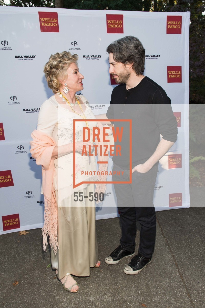 Jennifer Coslett MacCready, Jason Reitman, Mill Valley Film Festival Opening Night, US, October 3rd, 2014,Drew Altizer, Drew Altizer Photography, full-service agency, private events, San Francisco photographer, photographer california