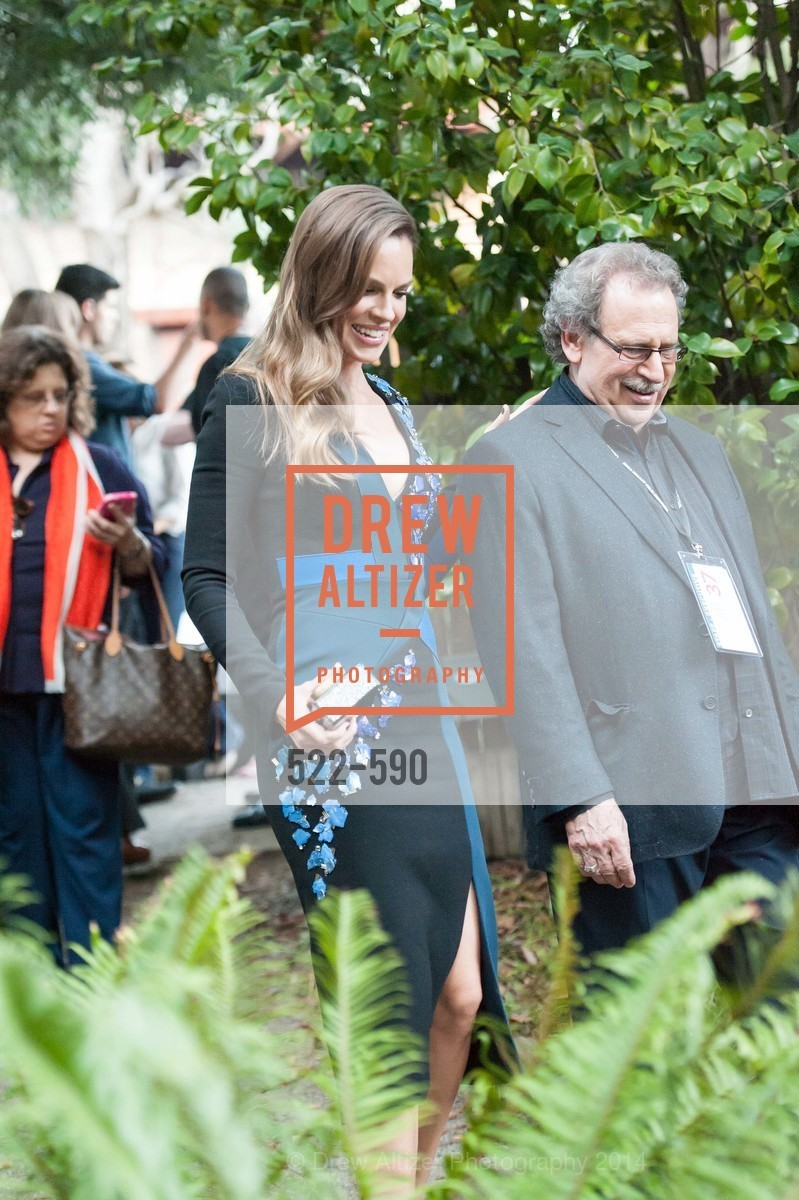 Hilary Swank, Mark Fishkin, Mill Valley Film Festival Opening Night, US, October 3rd, 2014,Drew Altizer, Drew Altizer Photography, full-service event agency, private events, San Francisco photographer, photographer California