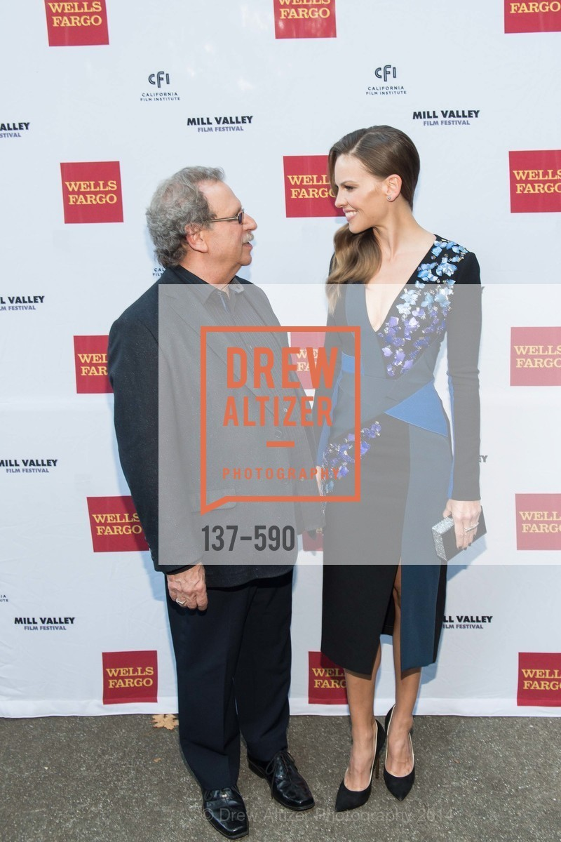 Mark Fishkin, Hilary Swank, Mill Valley Film Festival Opening Night, US, October 3rd, 2014,Drew Altizer, Drew Altizer Photography, full-service event agency, private events, San Francisco photographer, photographer California