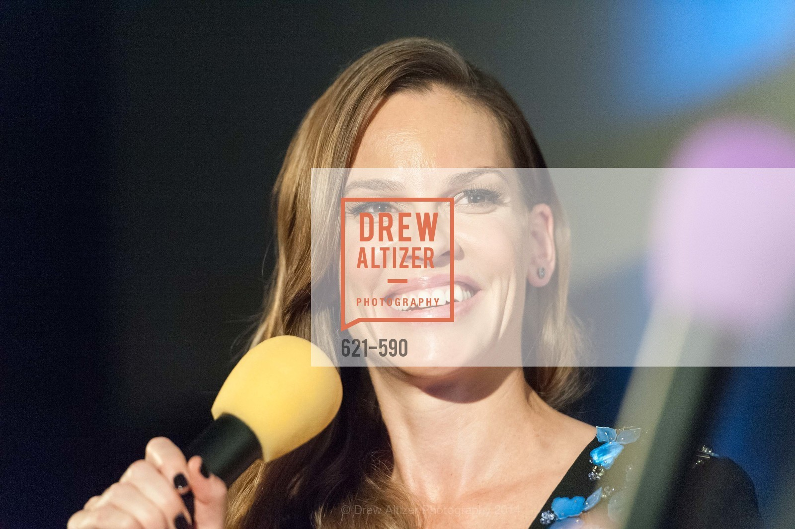 Hilary Swank, Mill Valley Film Festival Opening Night, US, October 3rd, 2014