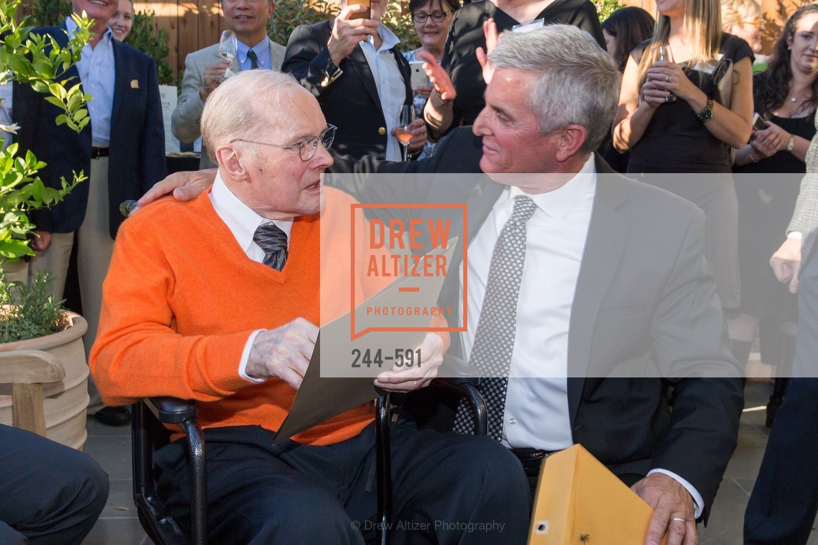 Chuck Williams, Tom Rouse, CHUCK WILLIAMS Birthday Celebration, US, October 2nd, 2014,Drew Altizer, Drew Altizer Photography, full-service agency, private events, San Francisco photographer, photographer california