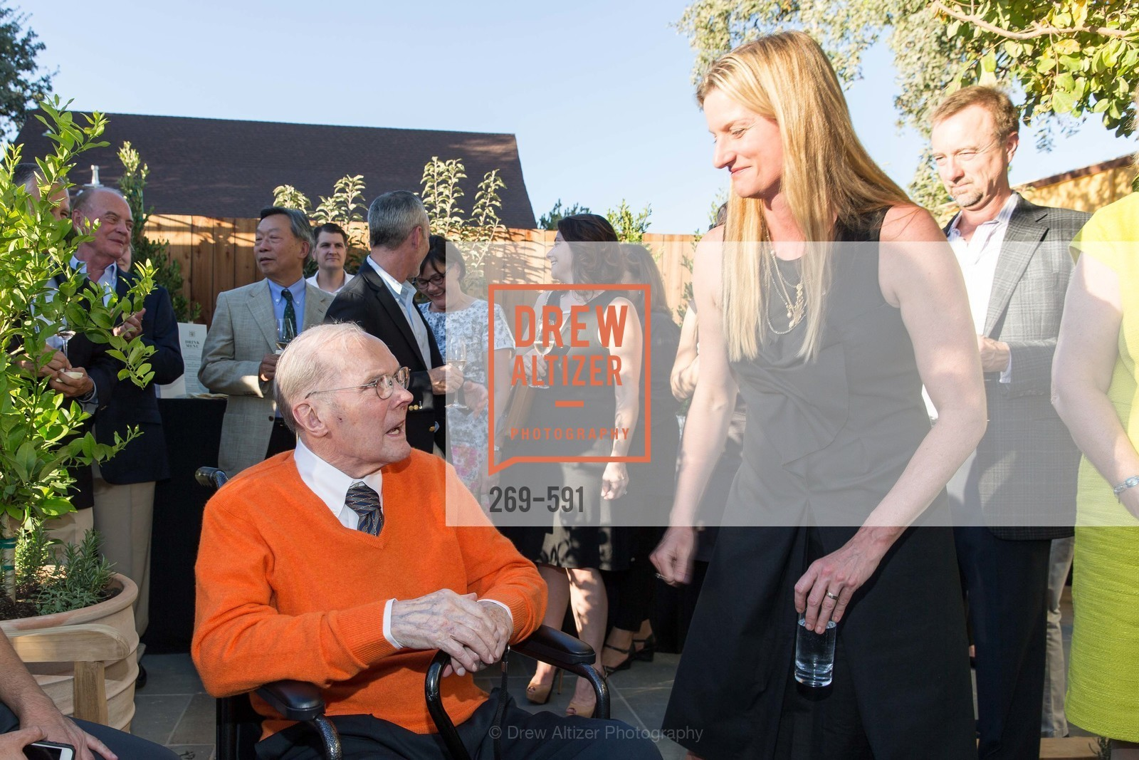 Chuck Williams, Laura Alber, CHUCK WILLIAMS Birthday Celebration, US, October 2nd, 2014,Drew Altizer, Drew Altizer Photography, full-service agency, private events, San Francisco photographer, photographer california