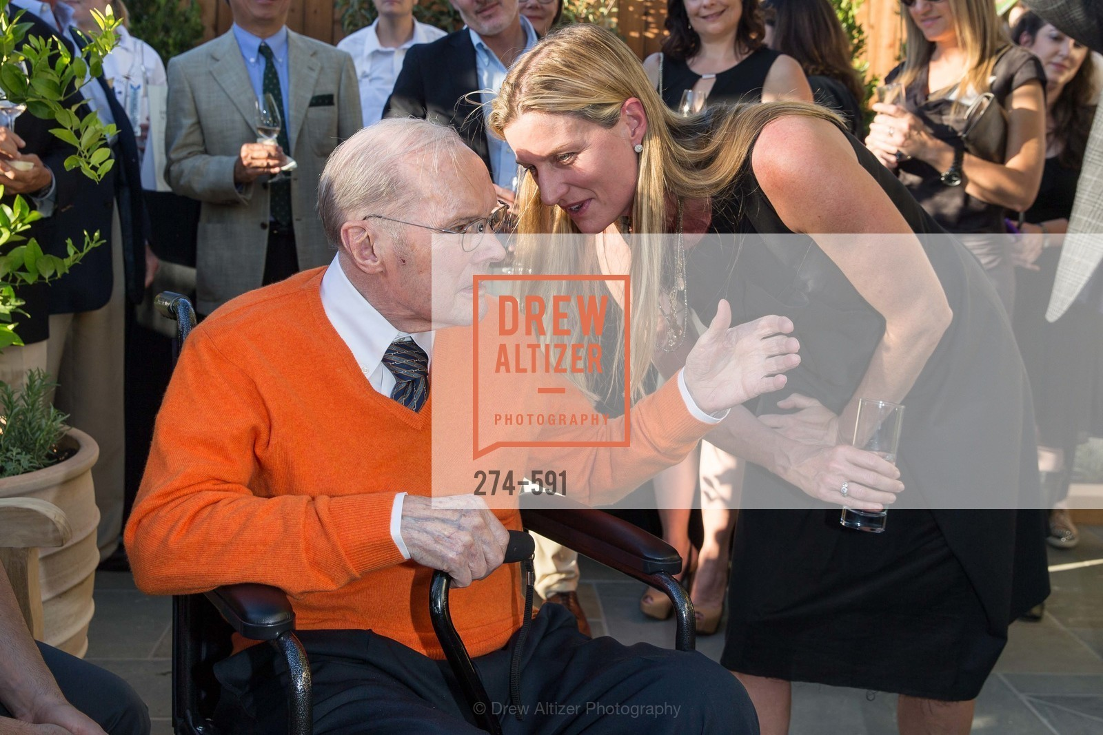 Chuck Williams, Laura Alber, CHUCK WILLIAMS Birthday Celebration, US, October 3rd, 2014,Drew Altizer, Drew Altizer Photography, full-service agency, private events, San Francisco photographer, photographer california