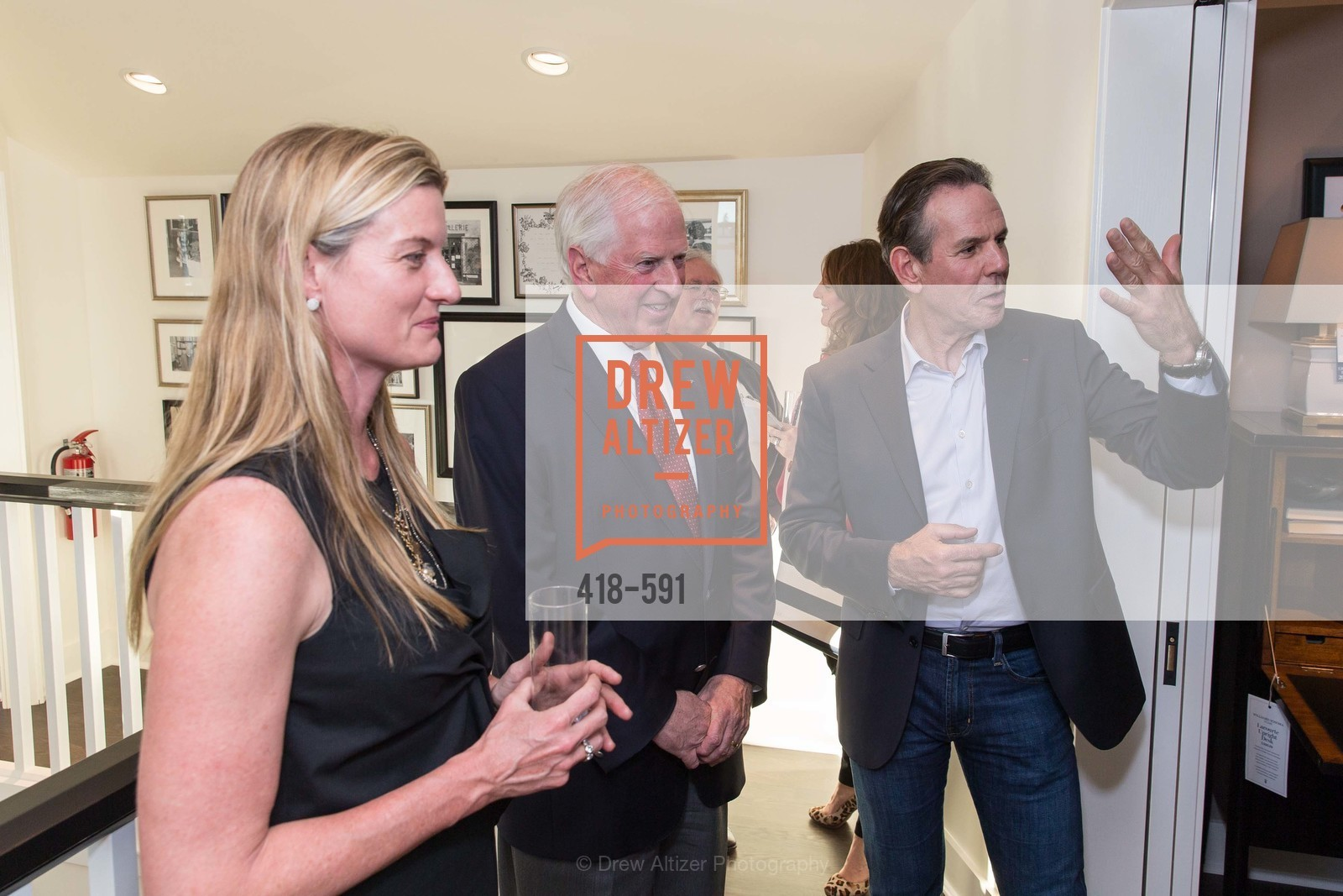 Laura Alber, Thomas Keller, CHUCK WILLIAMS Birthday Celebration, US, October 3rd, 2014,Drew Altizer, Drew Altizer Photography, full-service agency, private events, San Francisco photographer, photographer california