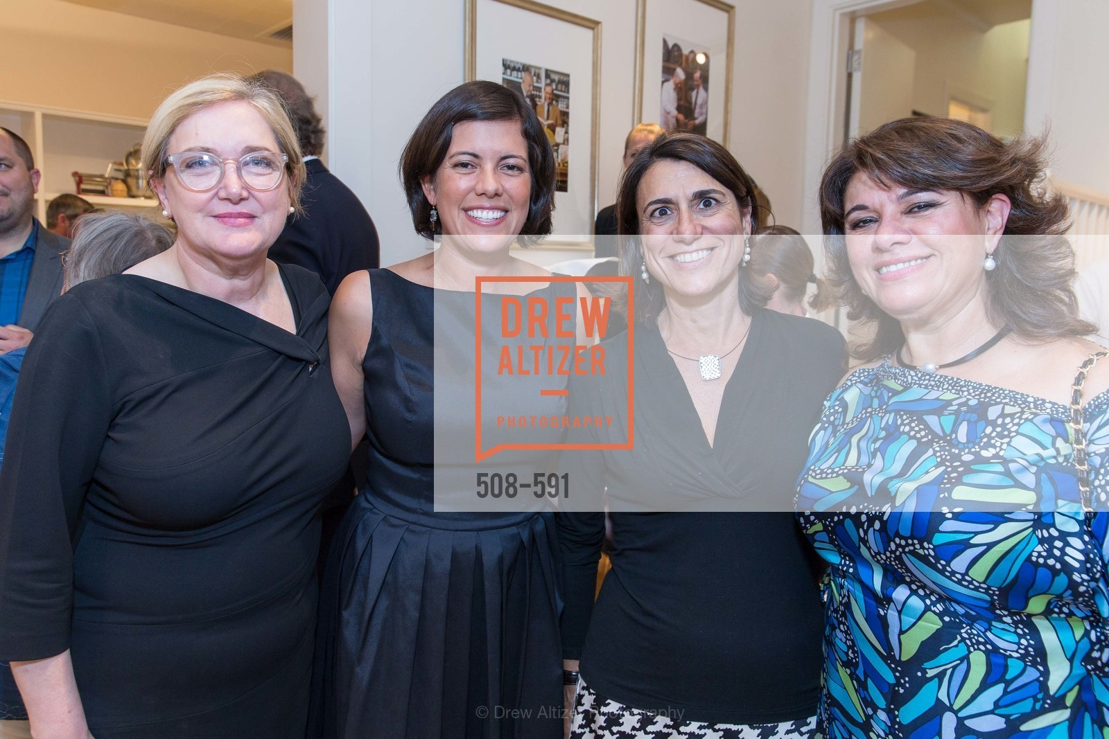 Jean Anderson, Maria Reilly, Eva Bertran, Junny Gonzalez, CHUCK WILLIAMS Birthday Celebration, US, October 3rd, 2014,Drew Altizer, Drew Altizer Photography, full-service agency, private events, San Francisco photographer, photographer california