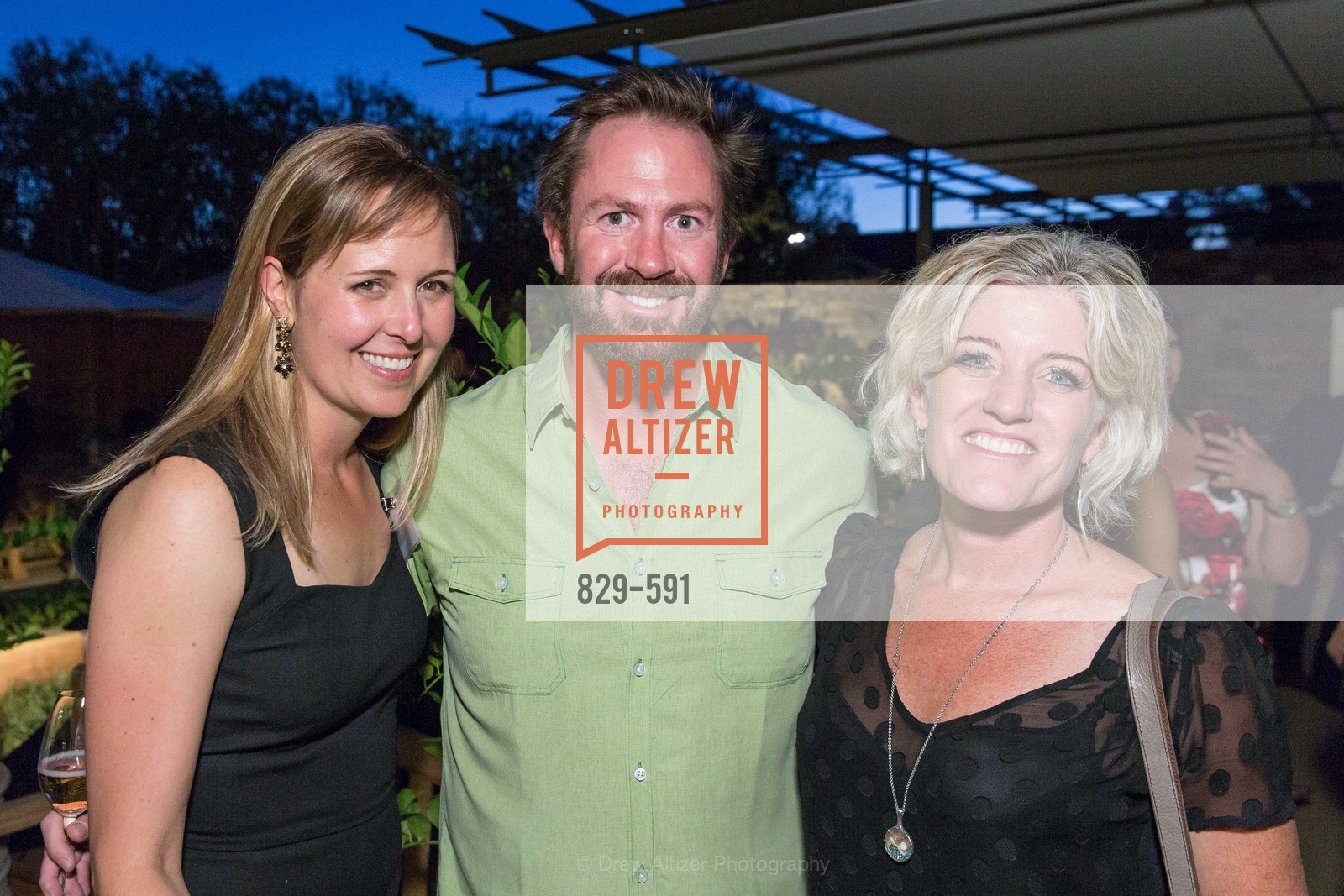 Amanda Haas, Brady Lowe, Eileen Chiarello, CHUCK WILLIAMS Birthday Celebration, US, October 2nd, 2014,Drew Altizer, Drew Altizer Photography, full-service agency, private events, San Francisco photographer, photographer california