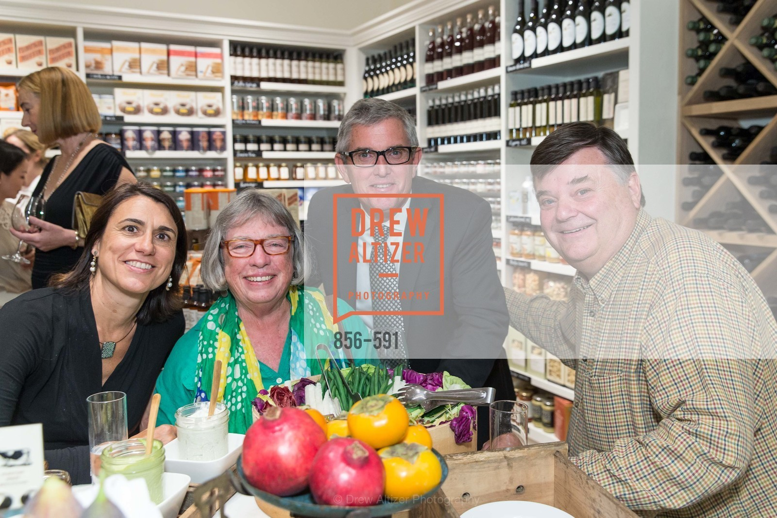 Eva Bertran, Katherine Hill, Tom Rouse, David Brown, CHUCK WILLIAMS Birthday Celebration, US, October 2nd, 2014,Drew Altizer, Drew Altizer Photography, full-service agency, private events, San Francisco photographer, photographer california