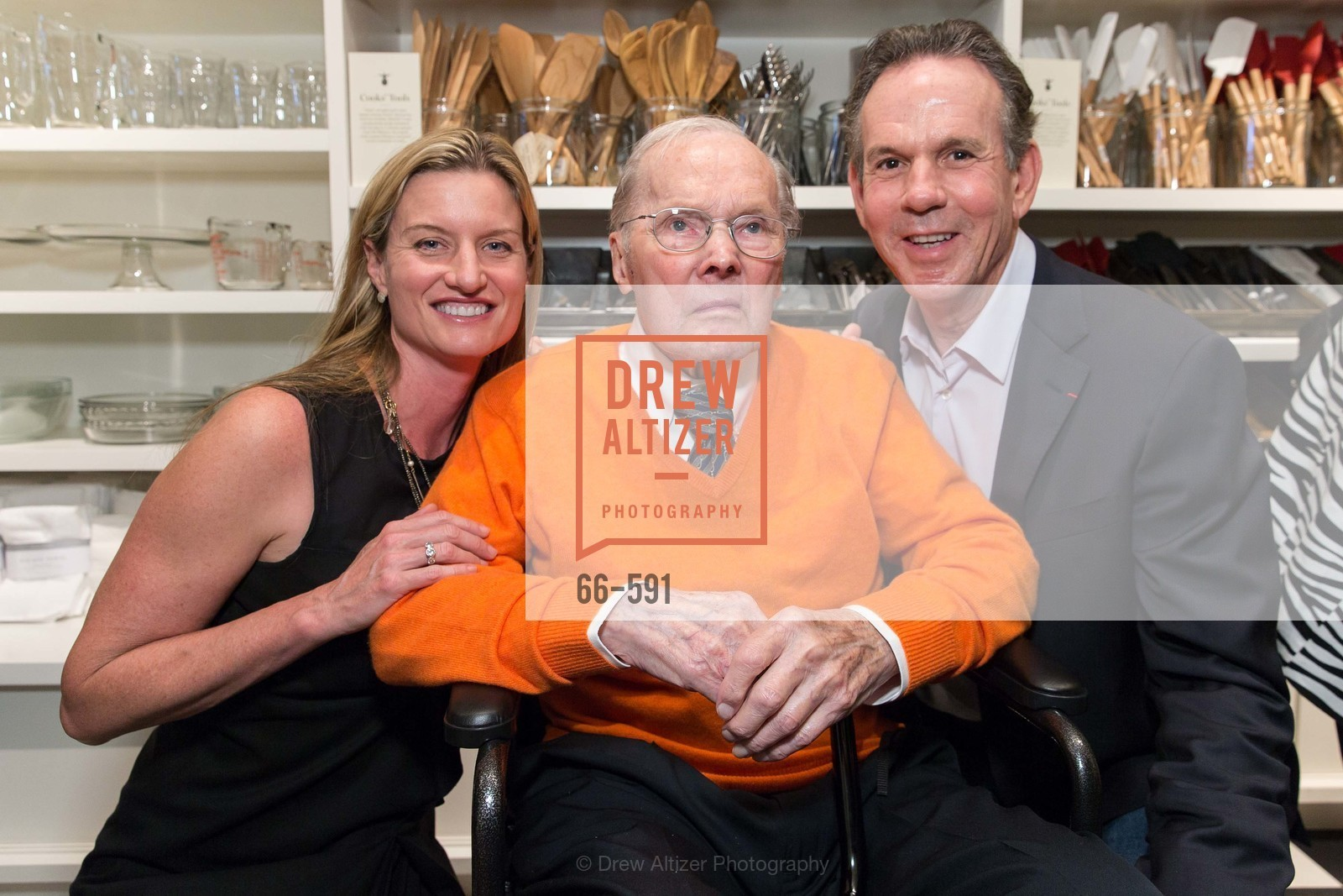 Laura Alber, Chuck Williams, Thomas Keller, CHUCK WILLIAMS Birthday Celebration, US, October 3rd, 2014,Drew Altizer, Drew Altizer Photography, full-service agency, private events, San Francisco photographer, photographer california