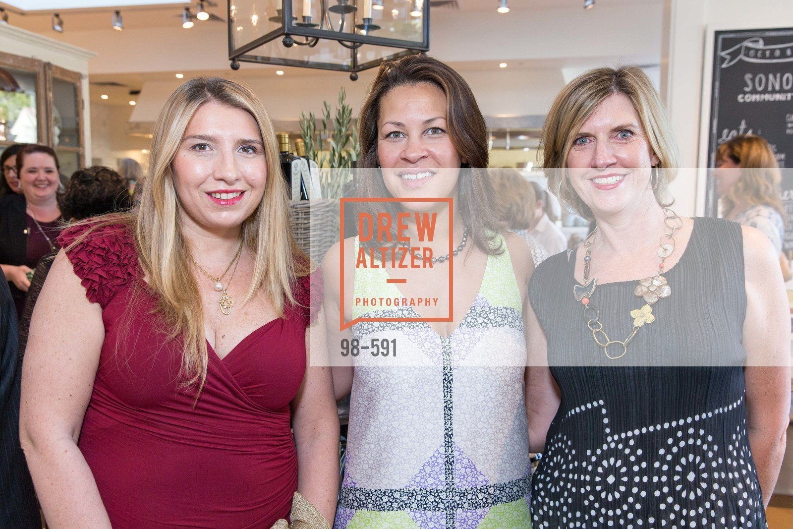 Sol Garay, Carrie Crespo-Dixon, Beth Tudor, CHUCK WILLIAMS Birthday Celebration, US, October 3rd, 2014,Drew Altizer, Drew Altizer Photography, full-service agency, private events, San Francisco photographer, photographer california