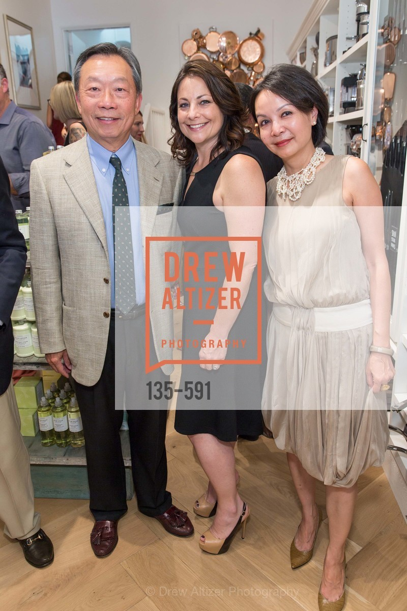 Stanley Cheng, Michelle Foss, Helen Cheng, CHUCK WILLIAMS Birthday Celebration, US, October 2nd, 2014,Drew Altizer, Drew Altizer Photography, full-service agency, private events, San Francisco photographer, photographer california