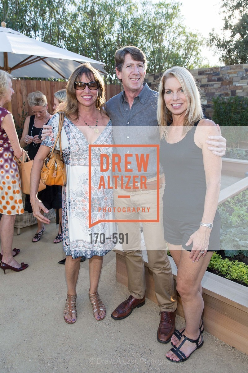 Leslie Tippell, David Goodison, Jackie Martins, CHUCK WILLIAMS Birthday Celebration, US, October 3rd, 2014,Drew Altizer, Drew Altizer Photography, full-service agency, private events, San Francisco photographer, photographer california