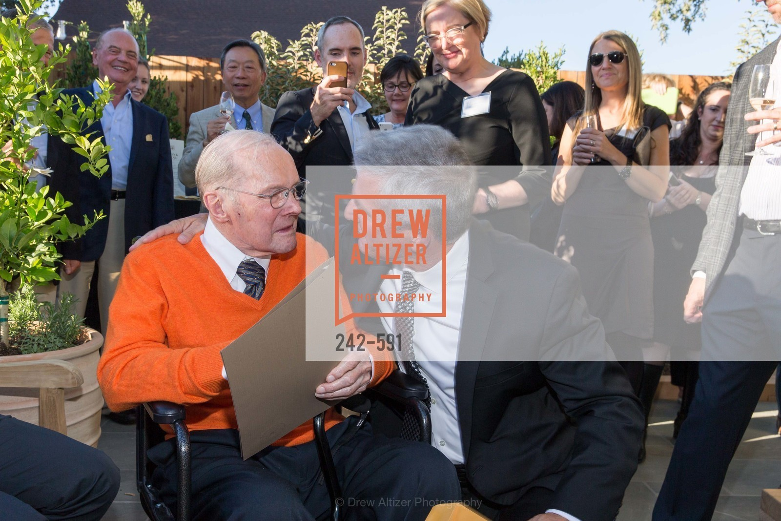 Chuck Williams, Tom Rouse, CHUCK WILLIAMS Birthday Celebration, US, October 3rd, 2014,Drew Altizer, Drew Altizer Photography, full-service agency, private events, San Francisco photographer, photographer california