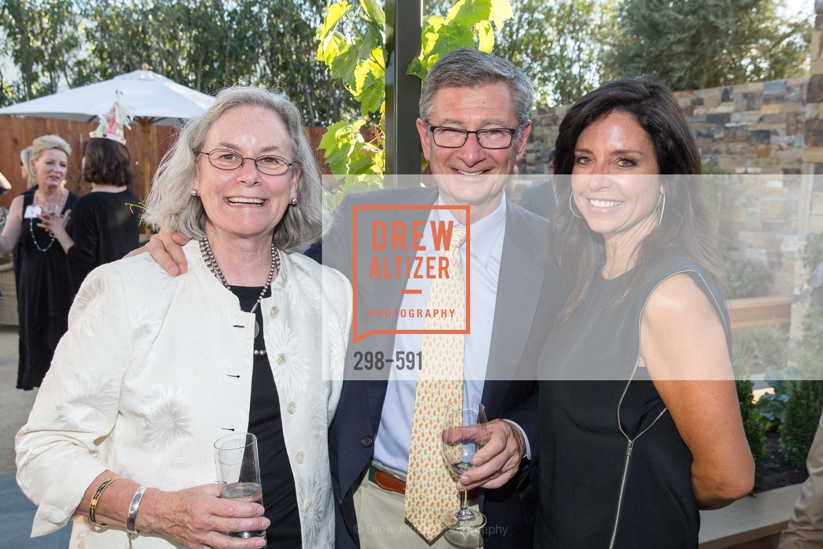 Ginger Connolly, Pat Connolly, Janice Greenwood, CHUCK WILLIAMS Birthday Celebration, US, October 2nd, 2014,Drew Altizer, Drew Altizer Photography, full-service agency, private events, San Francisco photographer, photographer california