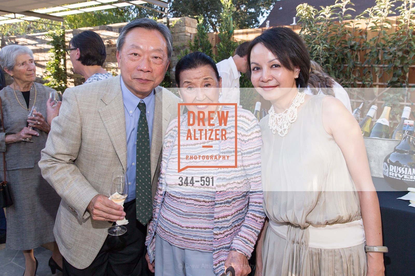 Stanley Cheng, Cecilia Chiang, Helen Cheng, CHUCK WILLIAMS Birthday Celebration, US, October 2nd, 2014,Drew Altizer, Drew Altizer Photography, full-service agency, private events, San Francisco photographer, photographer california