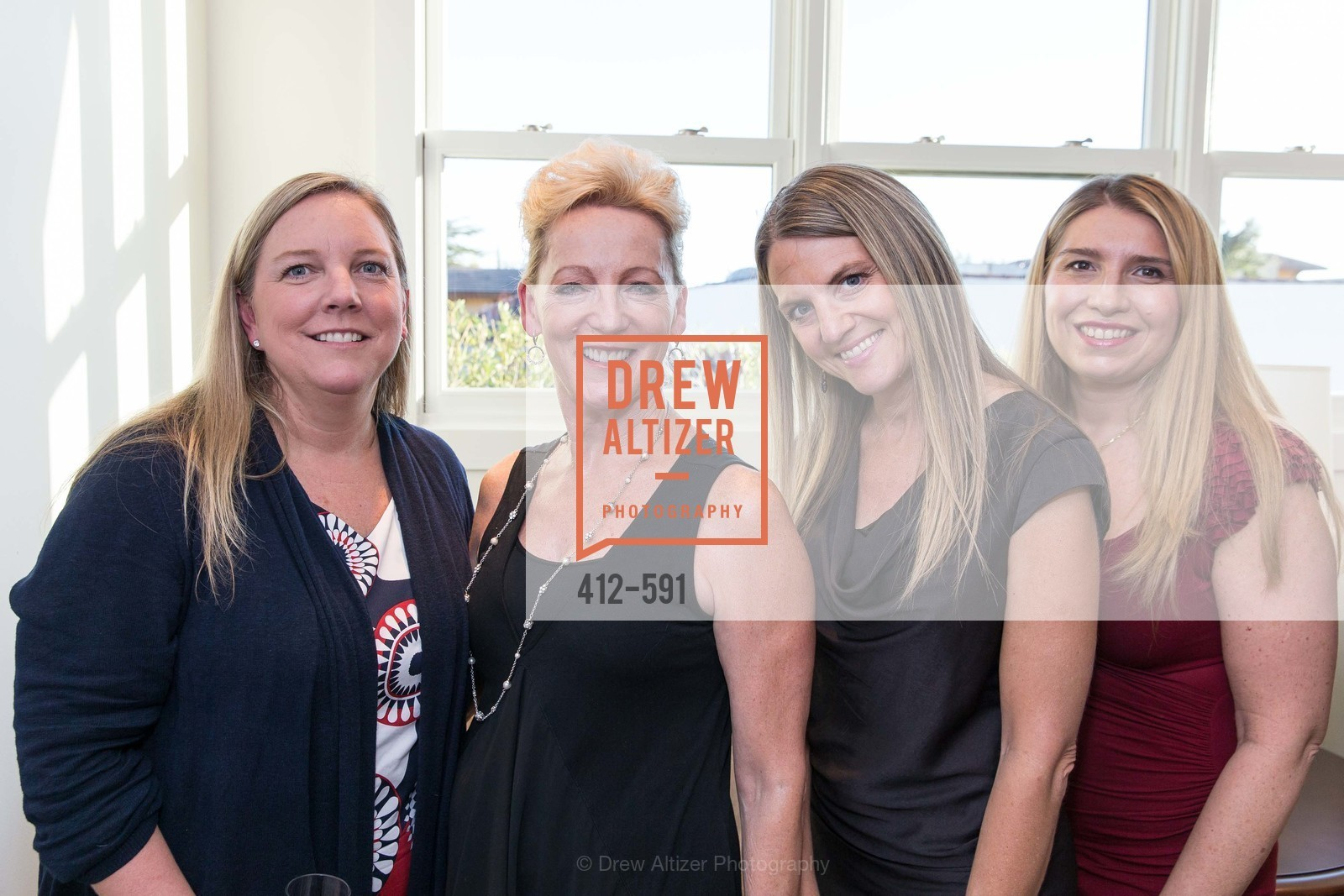 Julie Whalen, Linda Lewis, Michelle Kennedy, Sol Garay, CHUCK WILLIAMS Birthday Celebration, US, October 3rd, 2014,Drew Altizer, Drew Altizer Photography, full-service agency, private events, San Francisco photographer, photographer california
