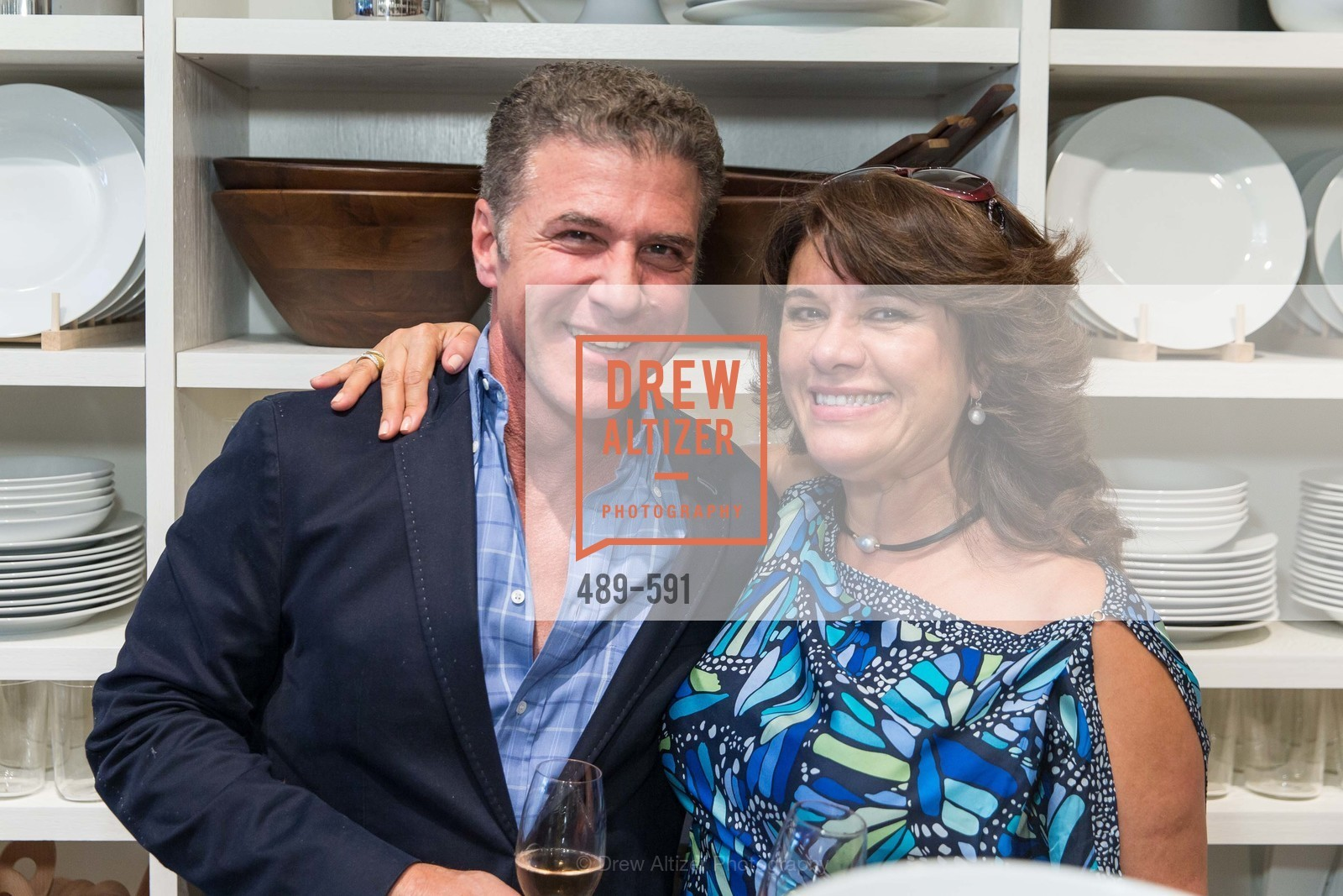 Chef Michael Chiarello, Junny Gonzalez, CHUCK WILLIAMS Birthday Celebration, US, October 2nd, 2014,Drew Altizer, Drew Altizer Photography, full-service agency, private events, San Francisco photographer, photographer california