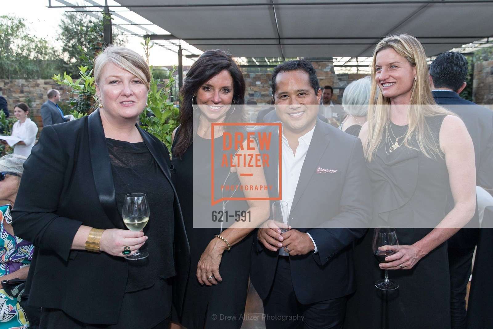Anna Last, Janice Greenwood, Felix Carbullido, Laura Alber, CHUCK WILLIAMS Birthday Celebration, US, October 2nd, 2014,Drew Altizer, Drew Altizer Photography, full-service agency, private events, San Francisco photographer, photographer california