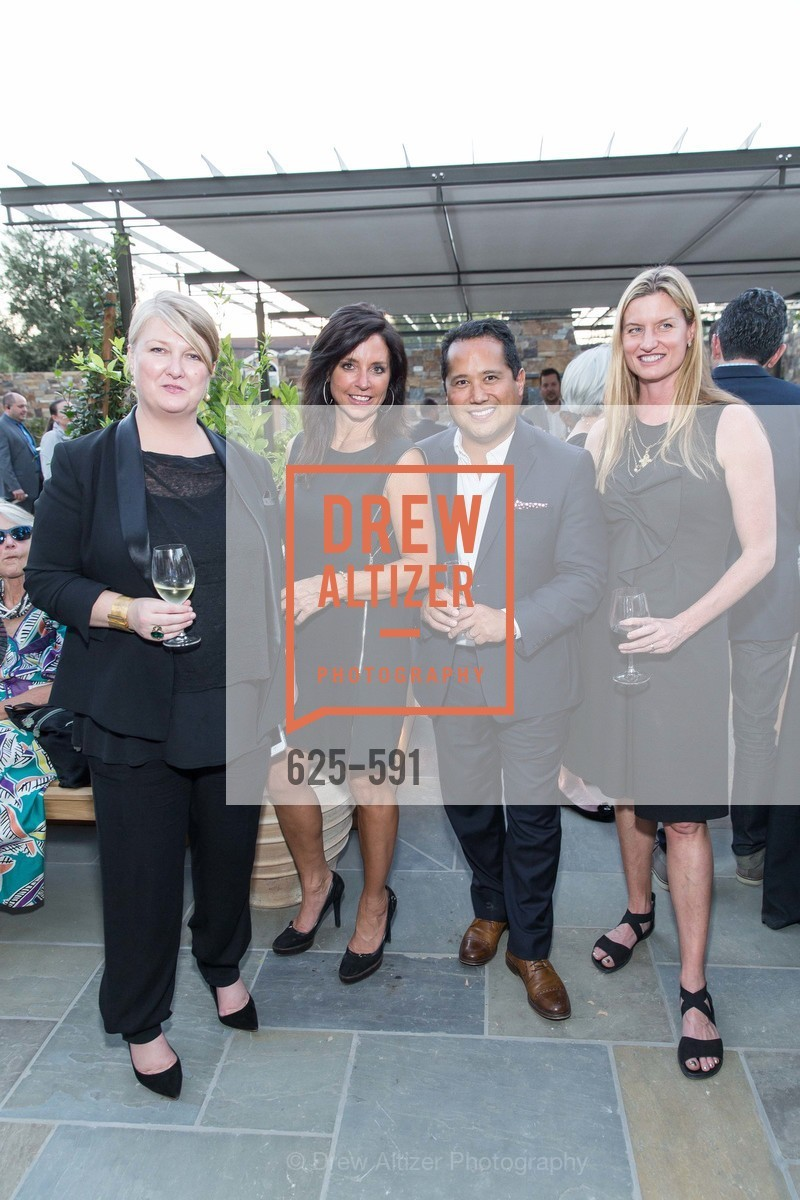 Anna Last, Janice Greenwood, Felix Carbullido, Laura Alber, CHUCK WILLIAMS Birthday Celebration, US, October 3rd, 2014,Drew Altizer, Drew Altizer Photography, full-service event agency, private events, San Francisco photographer, photographer California