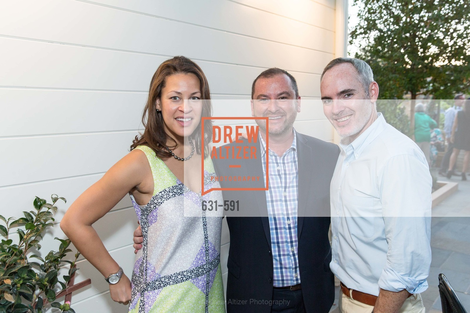 Carrie Crespo-Dixon, Jonathan Waugh, Neil Lick, CHUCK WILLIAMS Birthday Celebration, US, October 2nd, 2014,Drew Altizer, Drew Altizer Photography, full-service agency, private events, San Francisco photographer, photographer california