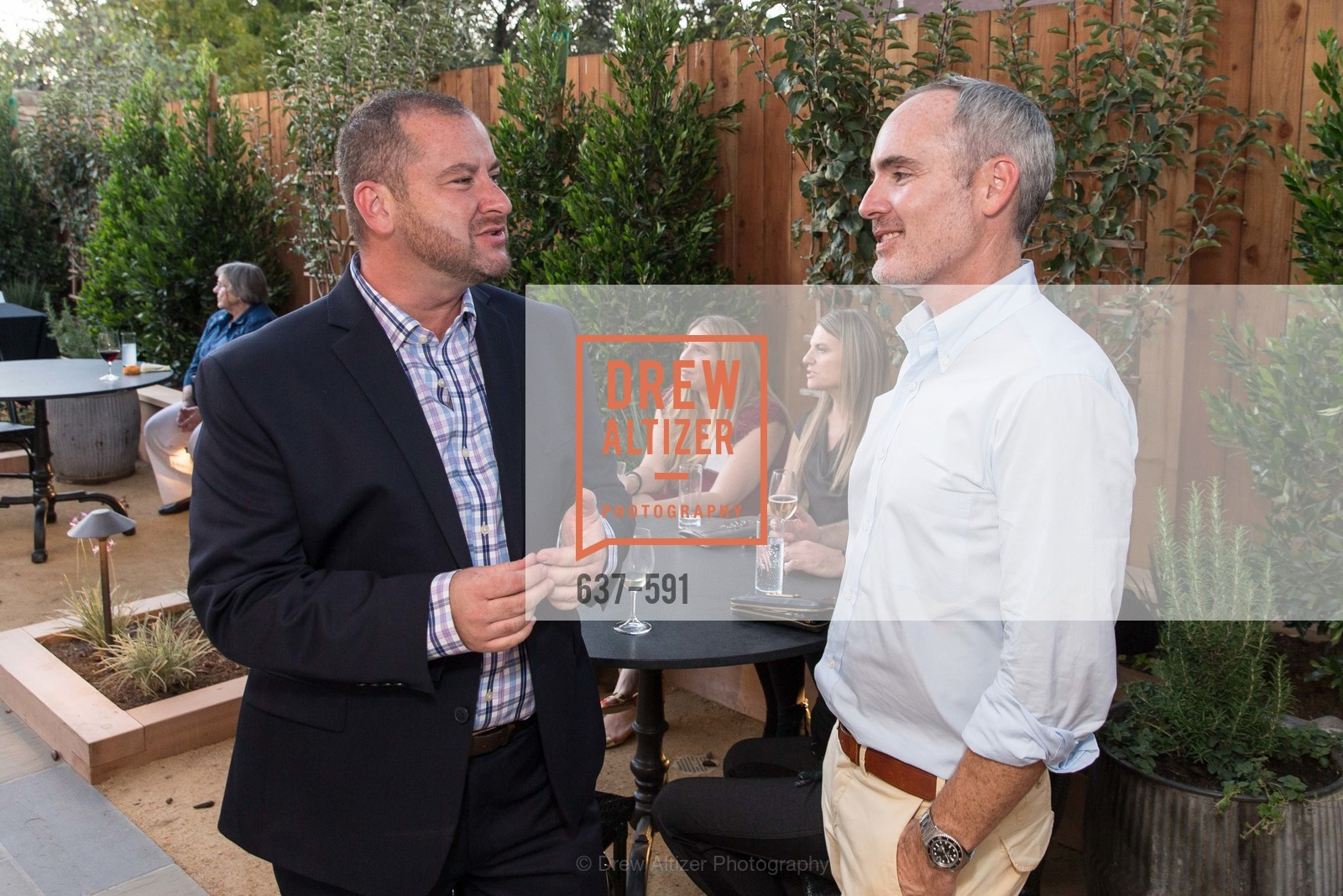 Jonathan Waugh, Neil Lick, CHUCK WILLIAMS Birthday Celebration, US, October 2nd, 2014,Drew Altizer, Drew Altizer Photography, full-service agency, private events, San Francisco photographer, photographer california