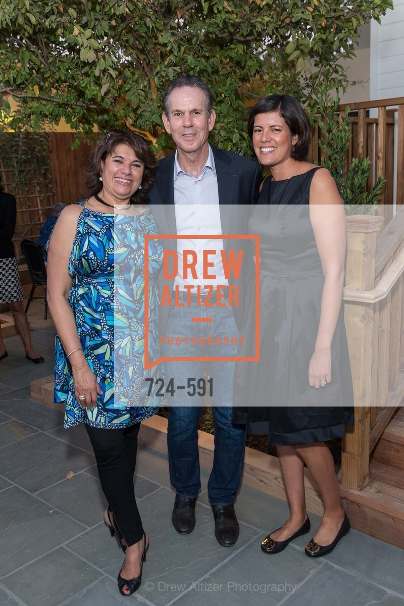 Junny Gonzalez, Chef Thomas Keller, Maria Reilly, CHUCK WILLIAMS Birthday Celebration, US, October 2nd, 2014,Drew Altizer, Drew Altizer Photography, full-service agency, private events, San Francisco photographer, photographer california