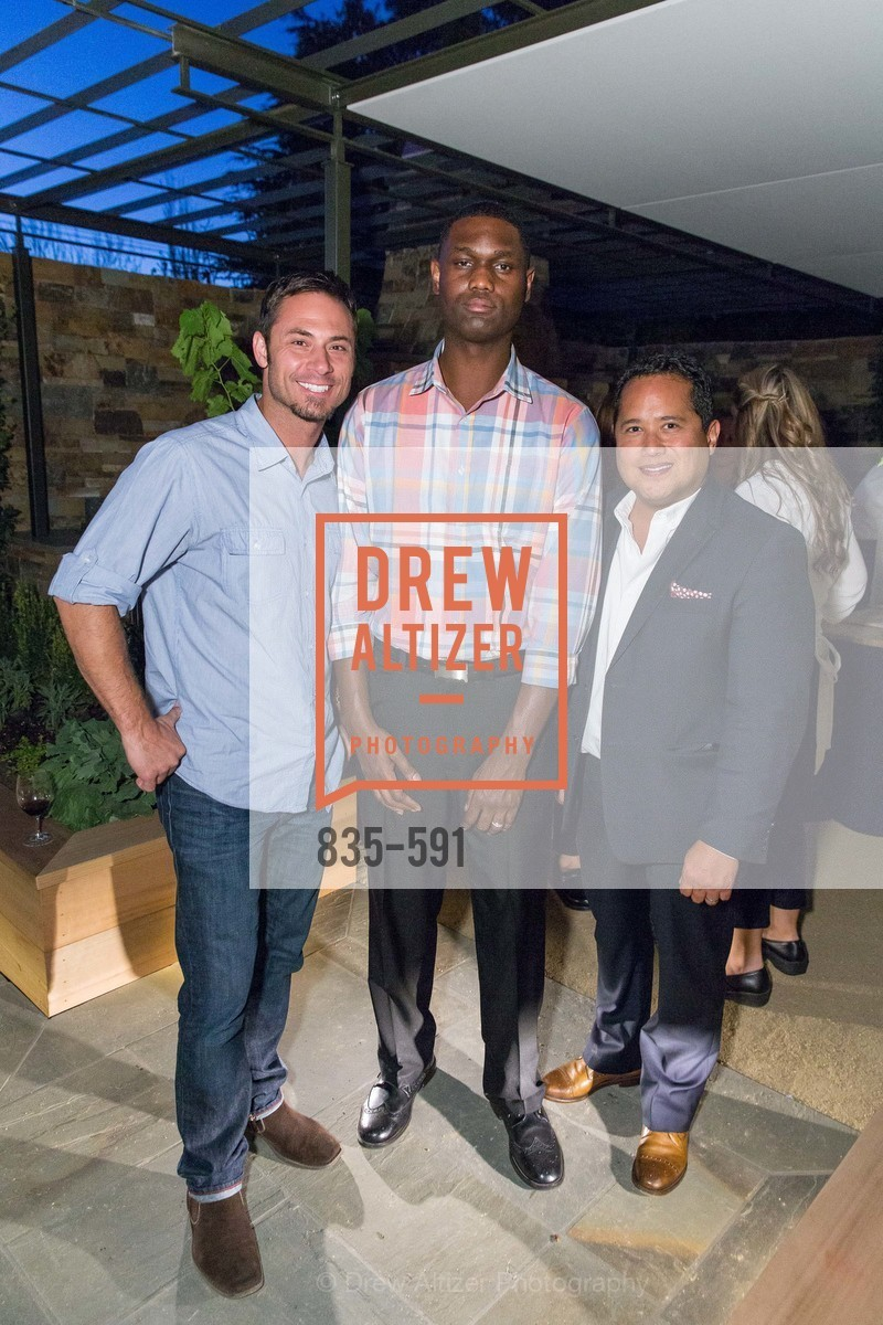 Jeff Newman, Nakarrie Thompson, Felix Carbullido, CHUCK WILLIAMS Birthday Celebration, US, October 2nd, 2014,Drew Altizer, Drew Altizer Photography, full-service agency, private events, San Francisco photographer, photographer california