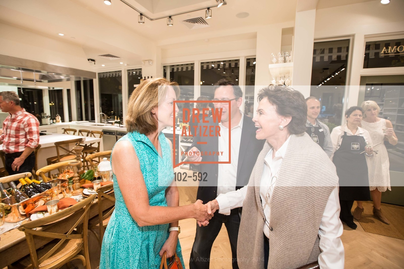 Suzanne Sassi, Pete Sassi, Mary Lester, WILLIAMS-SONOMA Cochon BBQ Celebration, US, October 2nd, 2014,Drew Altizer, Drew Altizer Photography, full-service agency, private events, San Francisco photographer, photographer california