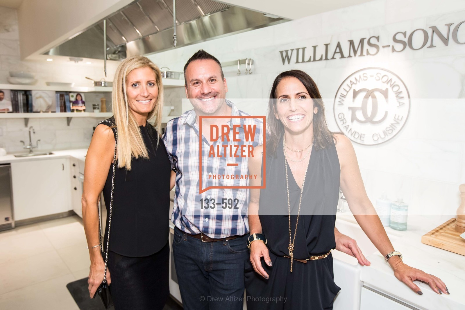 Carol Sebastiani, Carmine Fiore, Lisa Dierking, WILLIAMS-SONOMA Cochon BBQ Celebration, US, October 2nd, 2014,Drew Altizer, Drew Altizer Photography, full-service agency, private events, San Francisco photographer, photographer california