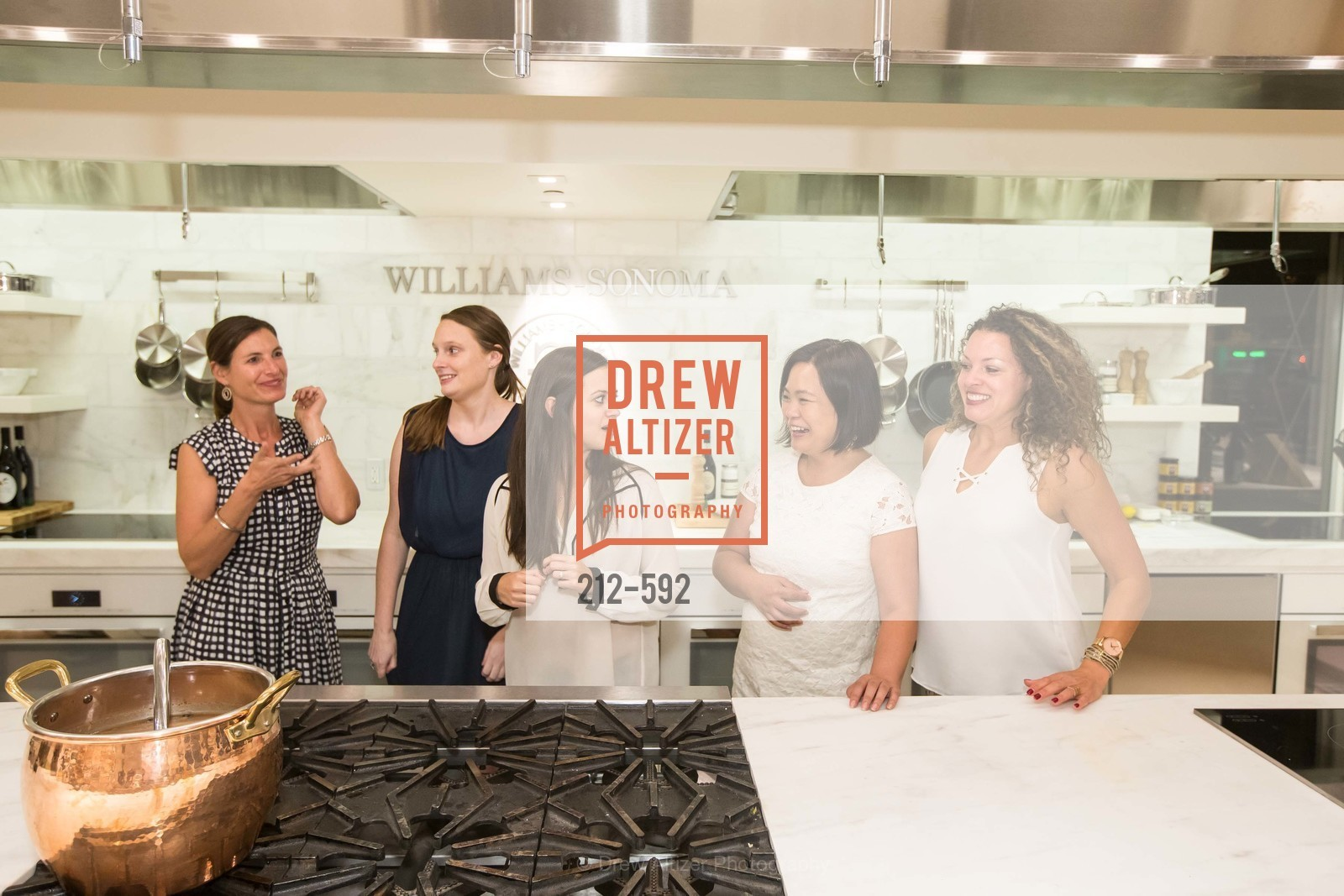 Alison Stout, Vanessa Carlson, WILLIAMS-SONOMA Cochon BBQ Celebration, US, October 3rd, 2014