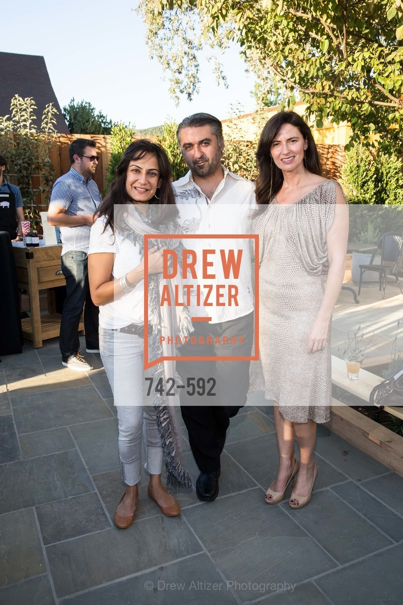 Monica Vhargava, Hooman Khalili, Sandra Stangl, WILLIAMS-SONOMA Cochon BBQ Celebration, US, October 3rd, 2014,Drew Altizer, Drew Altizer Photography, full-service agency, private events, San Francisco photographer, photographer california