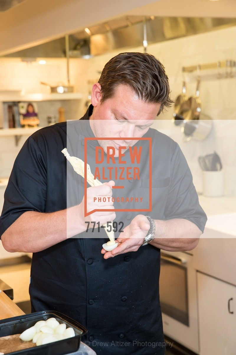 Tyler Florence, WILLIAMS-SONOMA Cochon BBQ Celebration, US, October 3rd, 2014